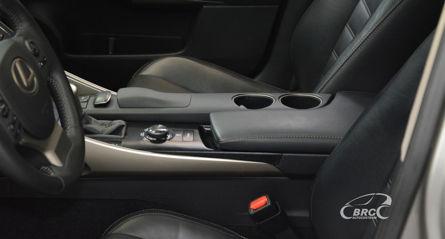 Lexus IS 250 F-Sport AWD Automatas (ID: 814019)   BRC