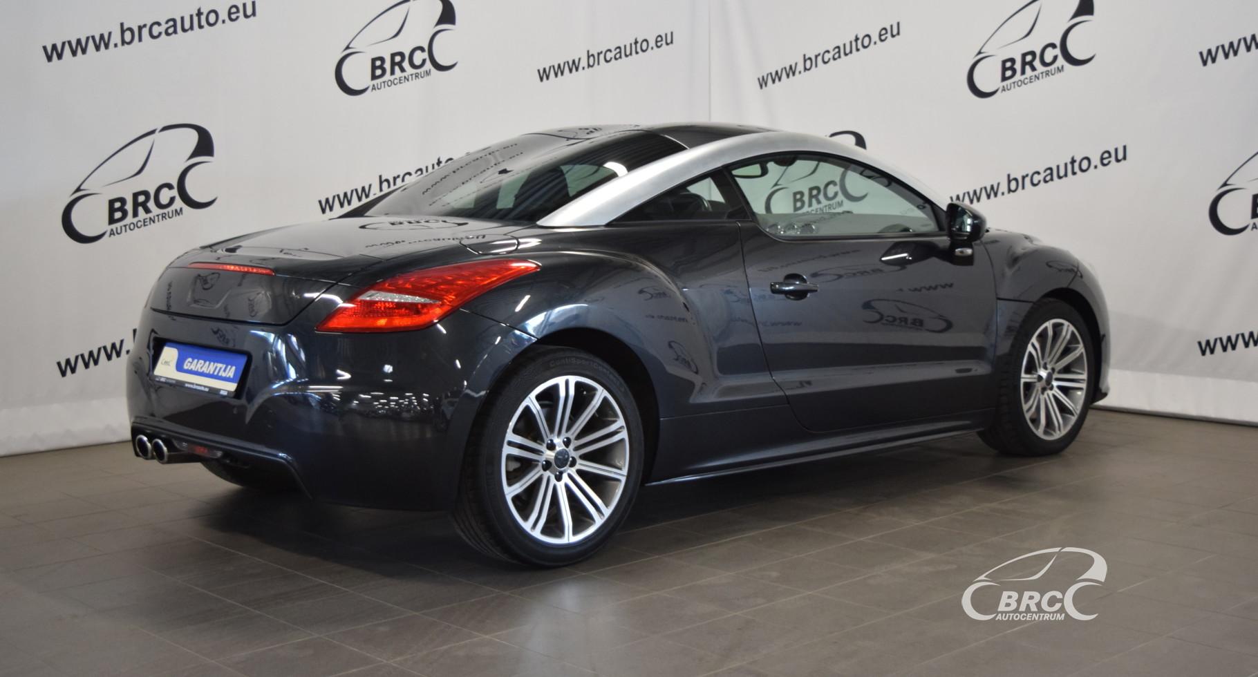 Peugeot RCZ M/T