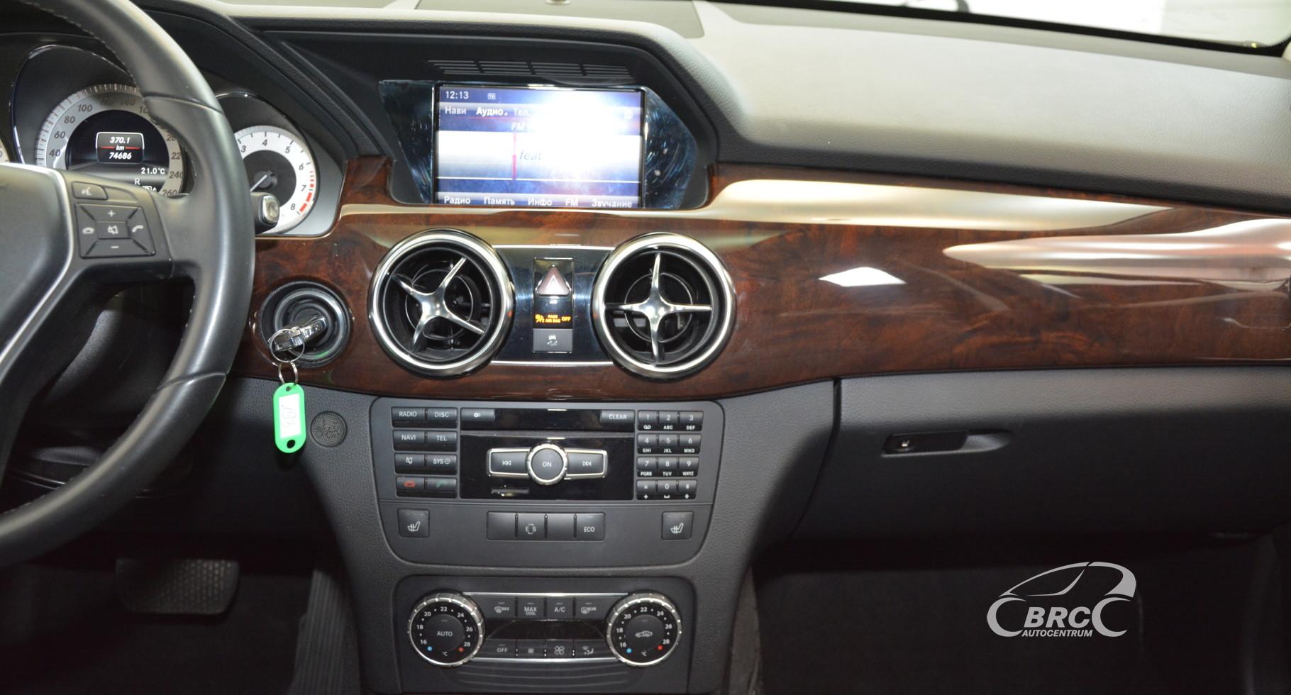 Mercedes-Benz GLK 350 Automatas