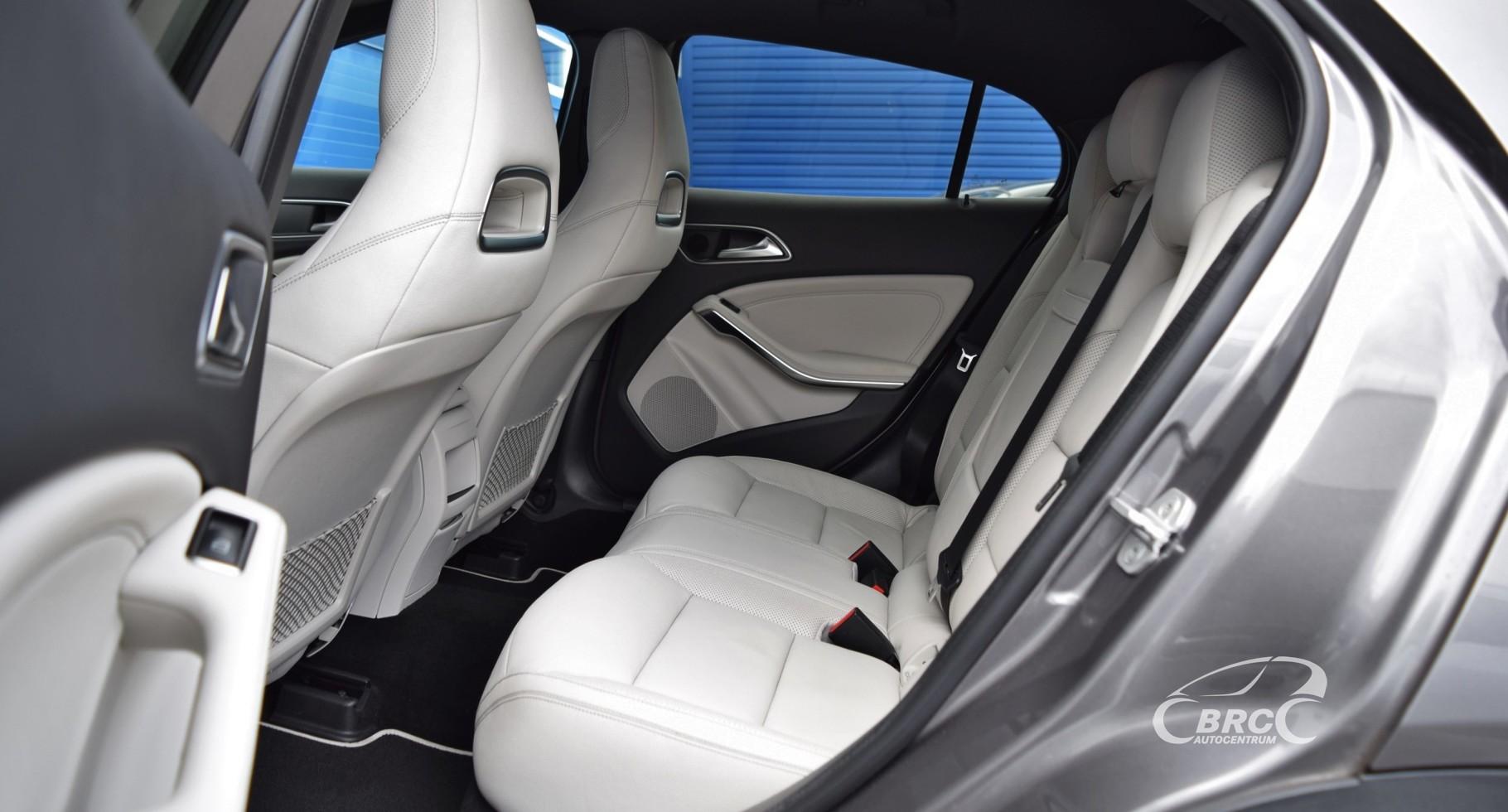 Mercedes-Benz GLA 200 CDi