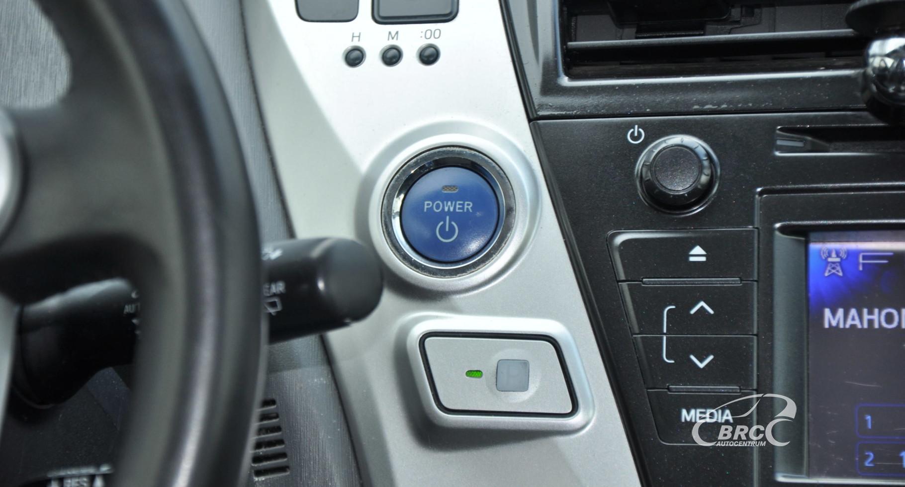 Toyota Prius+ 1.8 VVT-i Hybrid Automatas