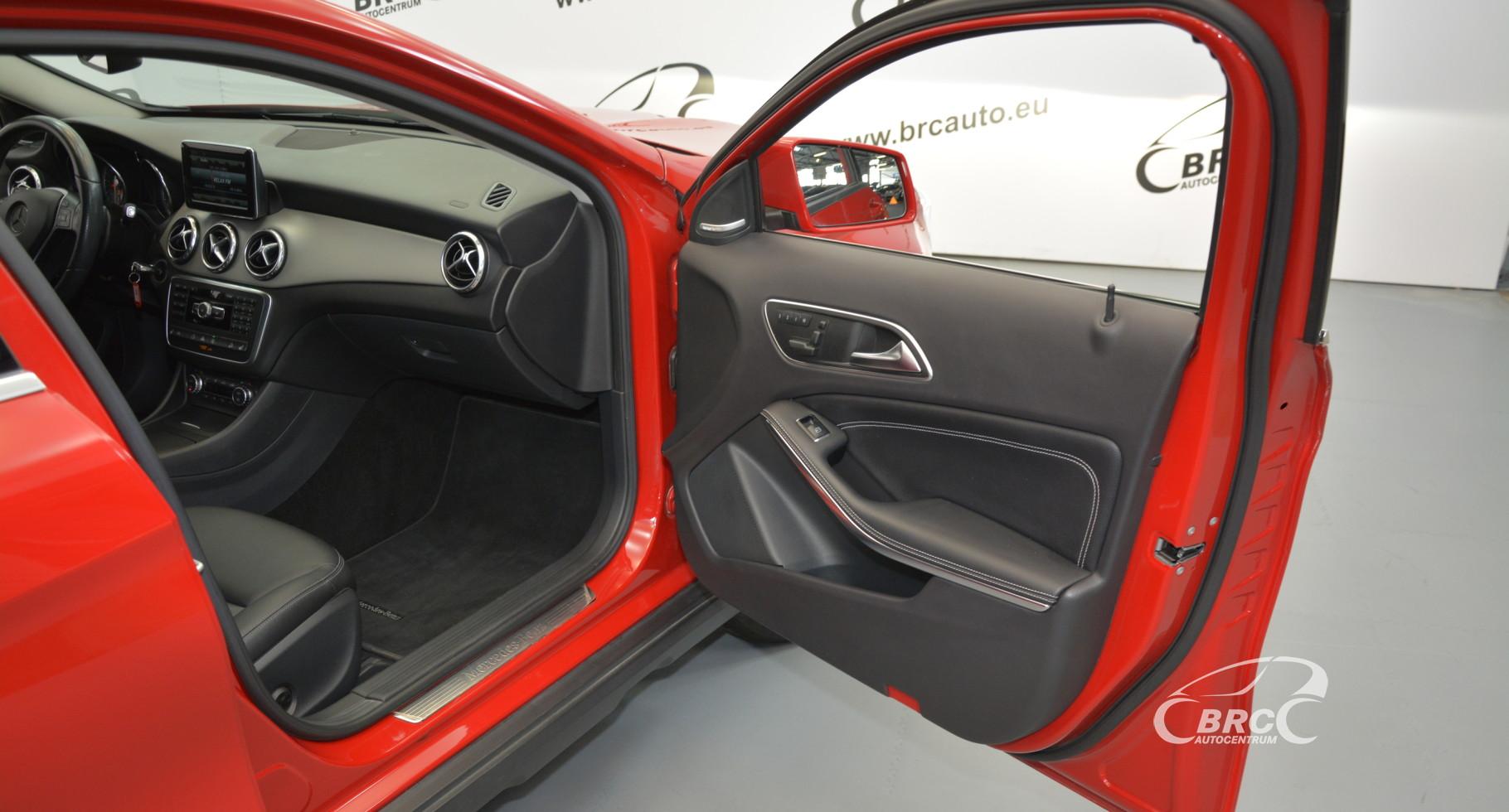 Mercedes-Benz GLA 250 4 Matic Automatas