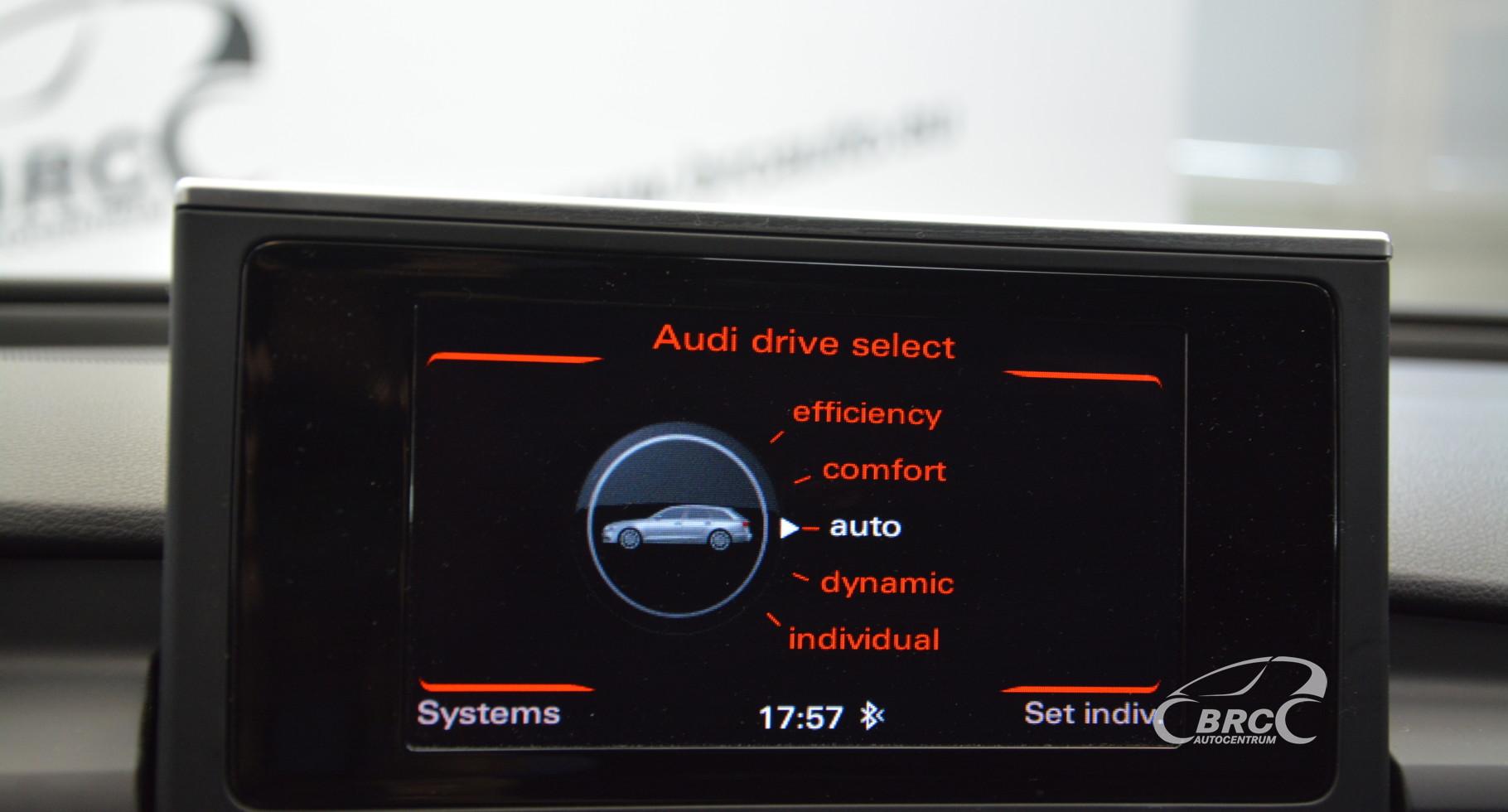 Audi A6 3.0 TDI Quattro Automatas