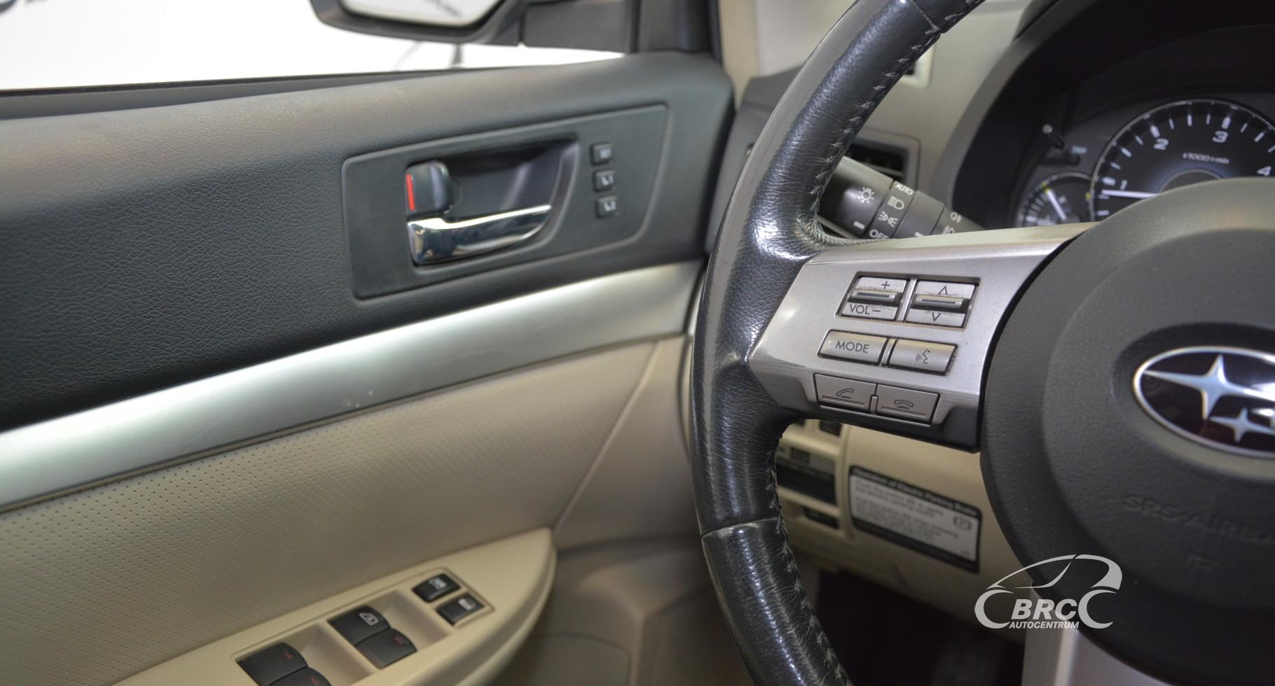 Subaru Outback 2.0 Diesel Boxer Symmetrical AWD