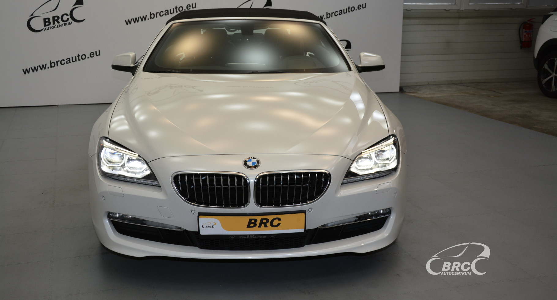 BMW 640 i Cabrio Automatas