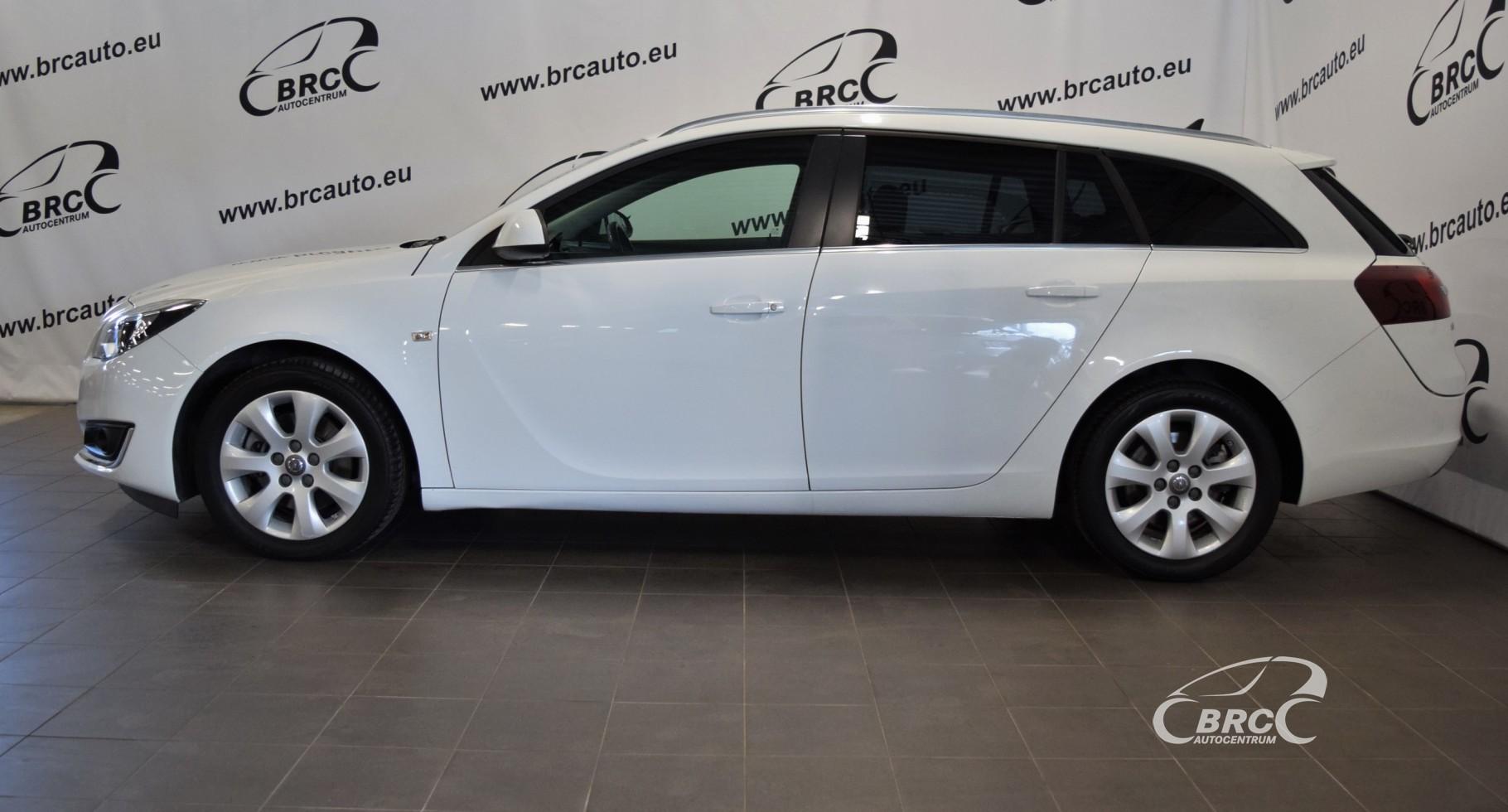 Opel Insignia Sports Tourer SW ECOflex