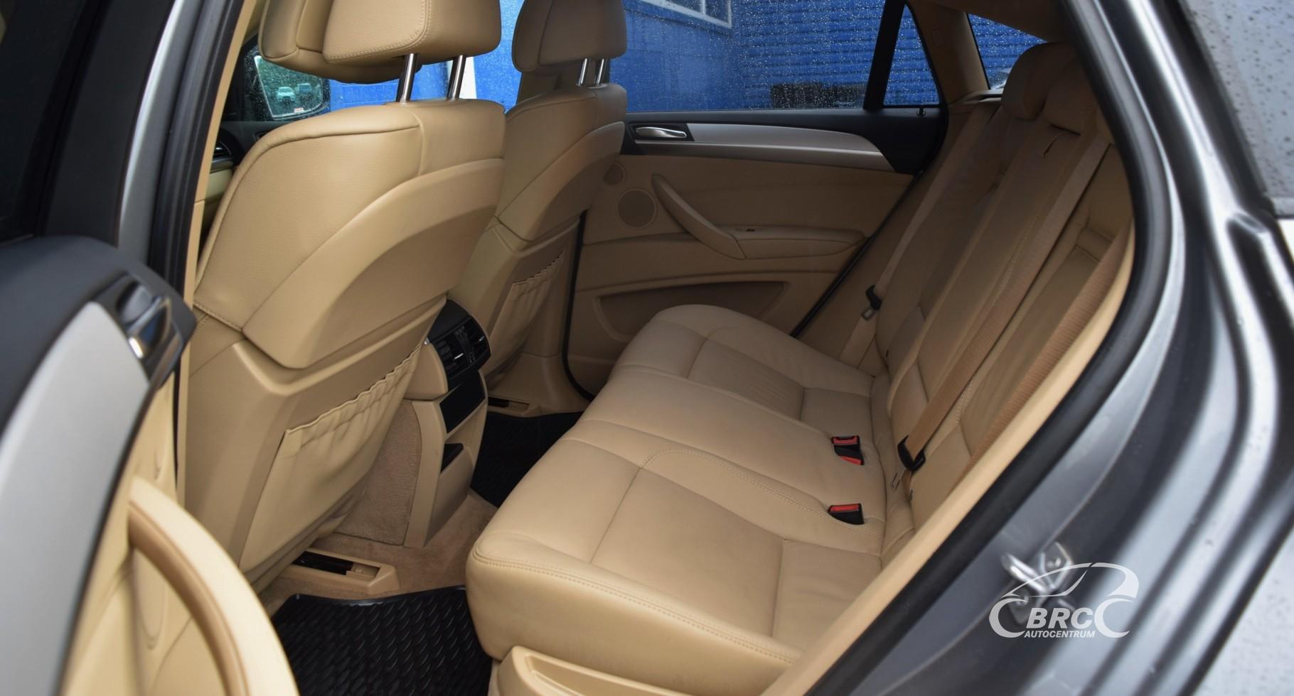 BMW X6 Xdrive 3.0D