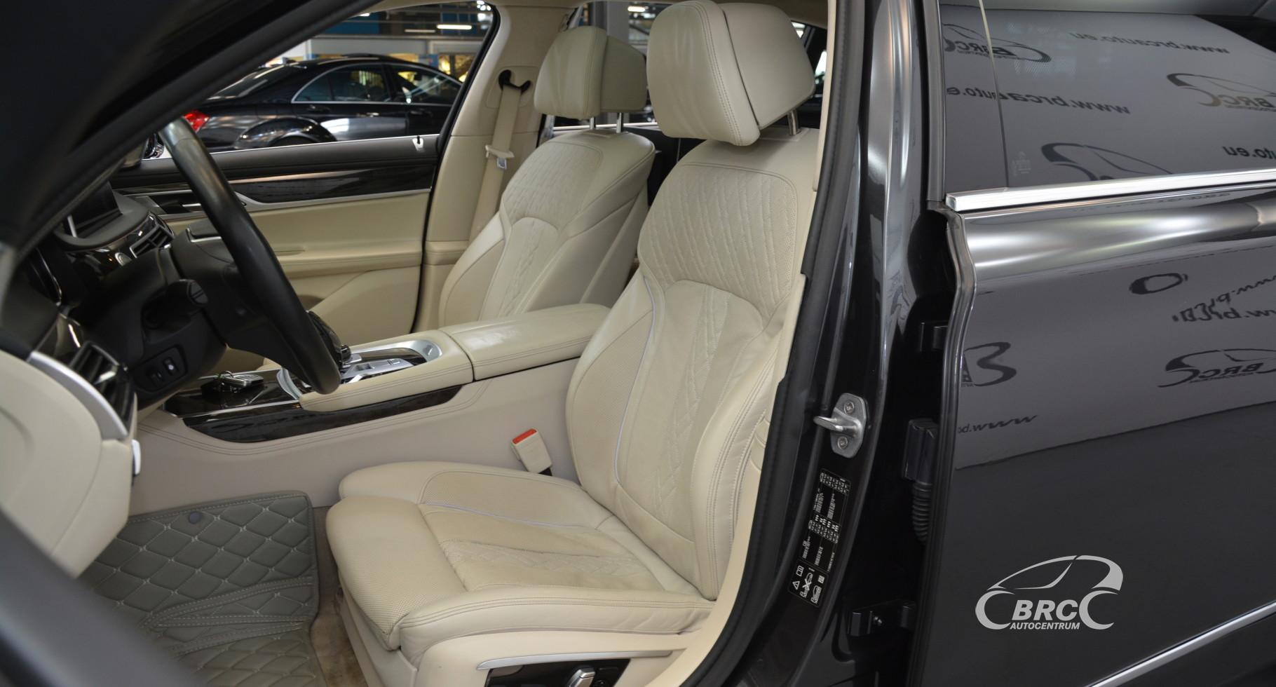 BMW 750 Li xDrive Automatas