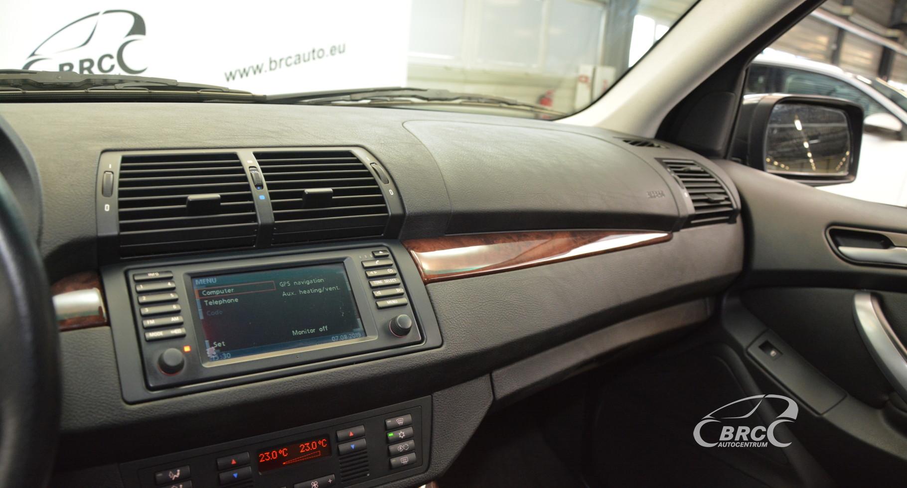 BMW X5 3.0 d Automatas