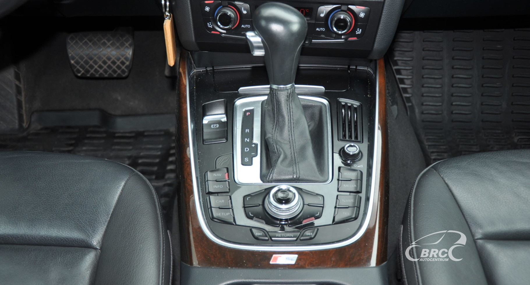 Audi Q5 2.0 TFSI Quattro S-Line Automatas