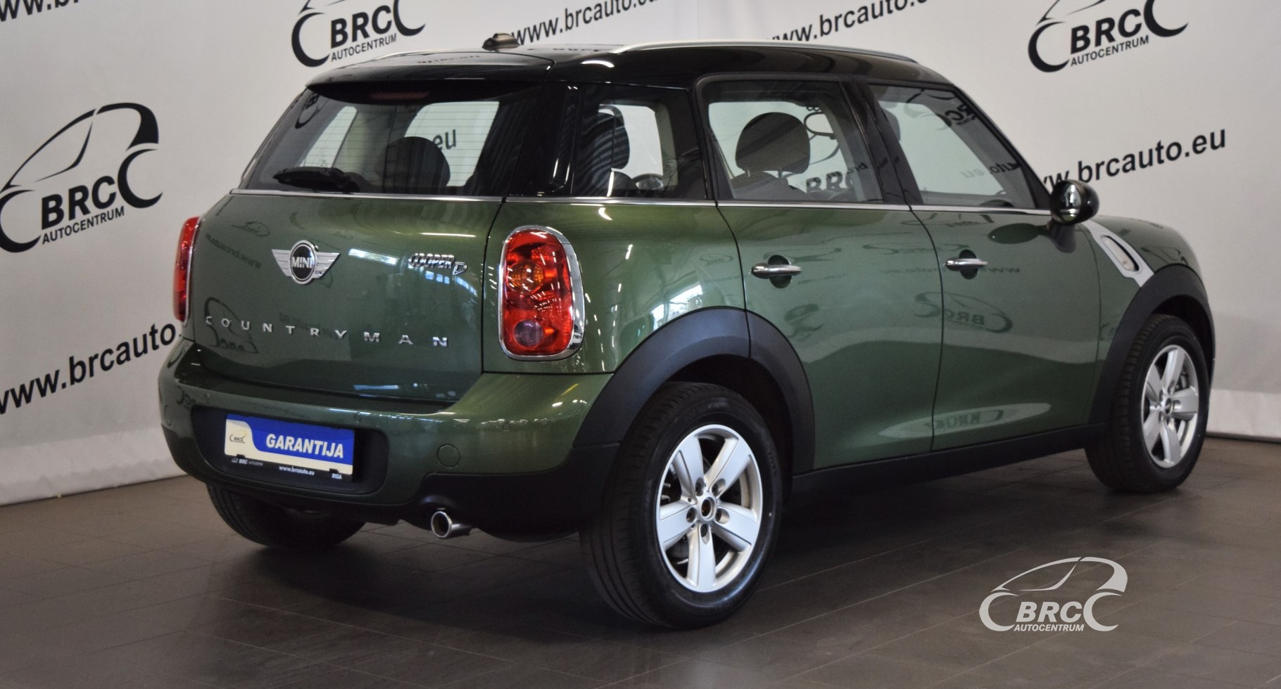 Mini Countryman D