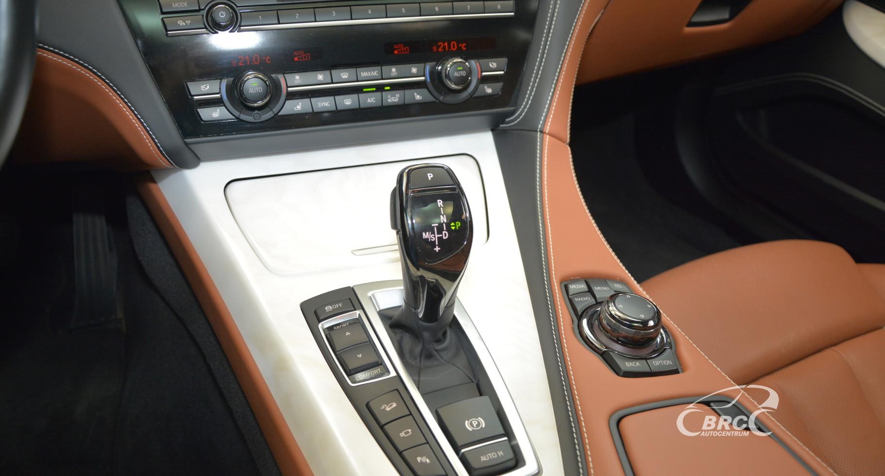 BMW 650 Gran Coupe i xDrive Individual Automatas