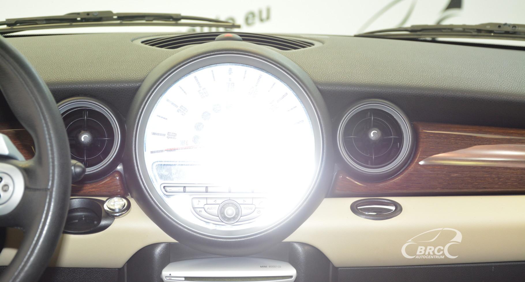 Mini Cooper Clubman S 1 6 Automatas (ID: 814282) | BRC