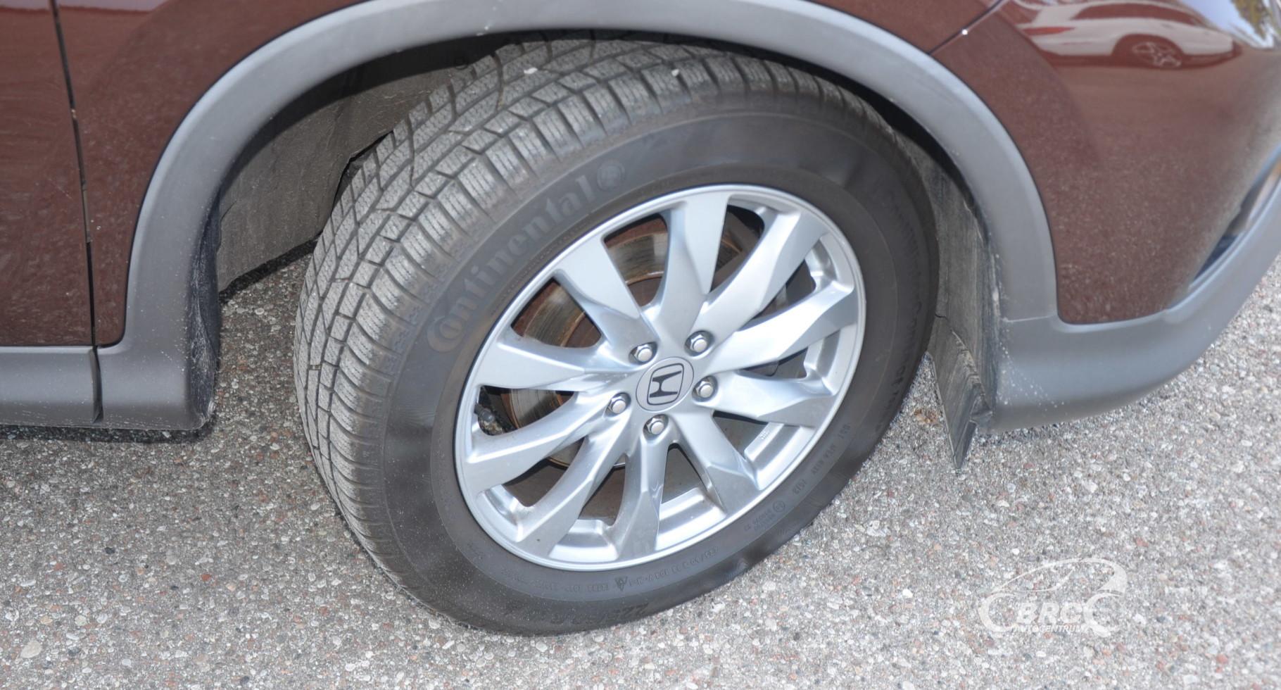 Honda CR-V 2.2 i-DTEC AWD Automatas
