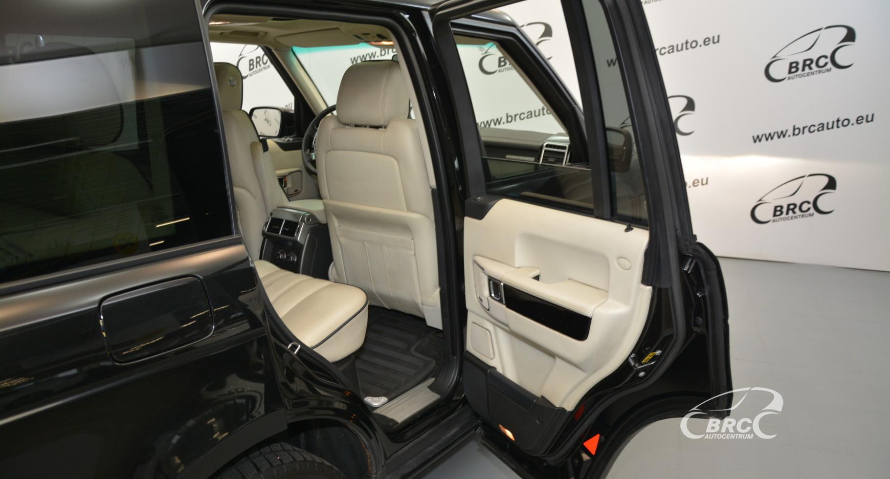 Land-Rover Range Rover TDV8 Vogue Automatas