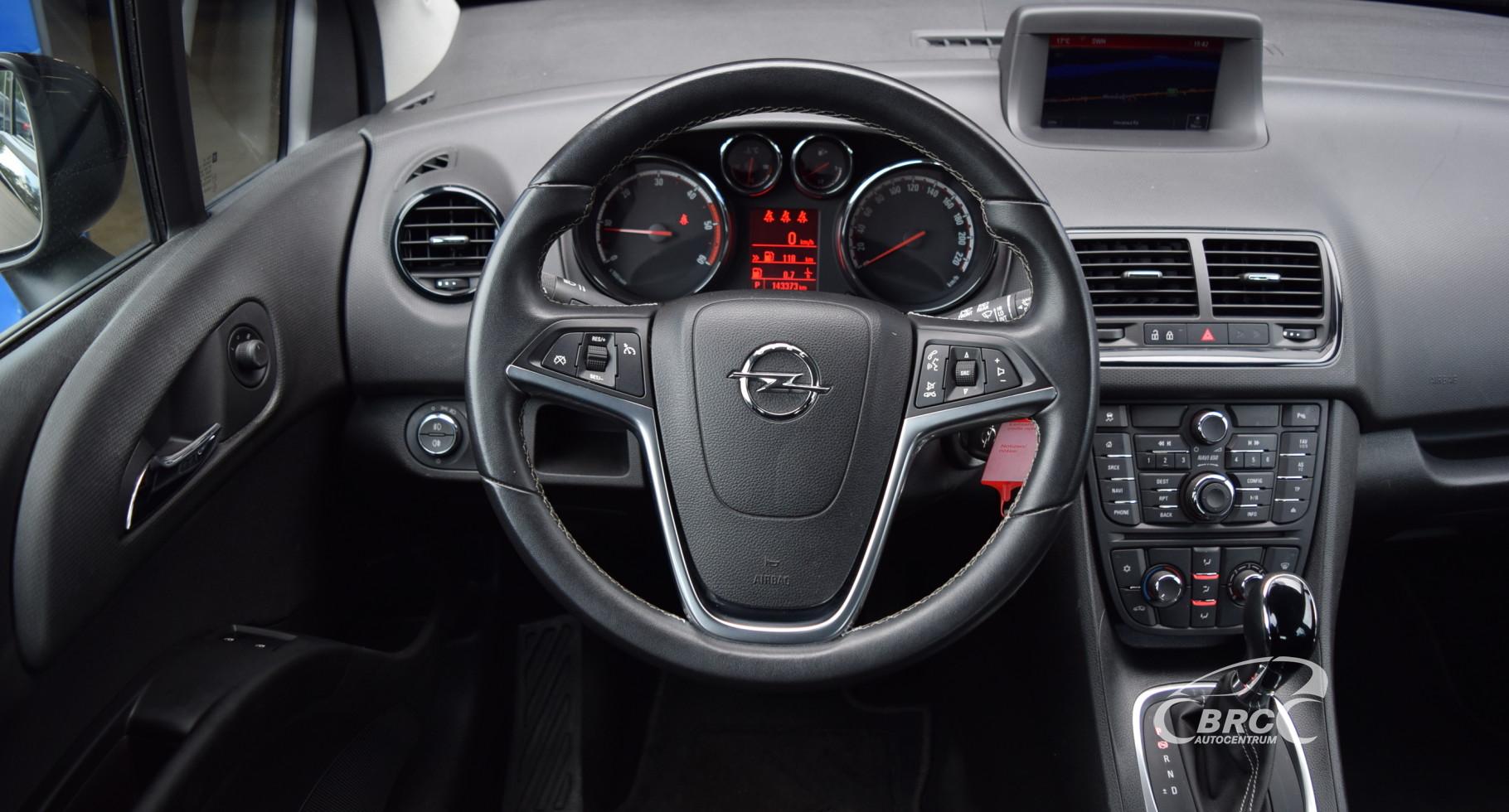 Opel Meriva CDTi A/T