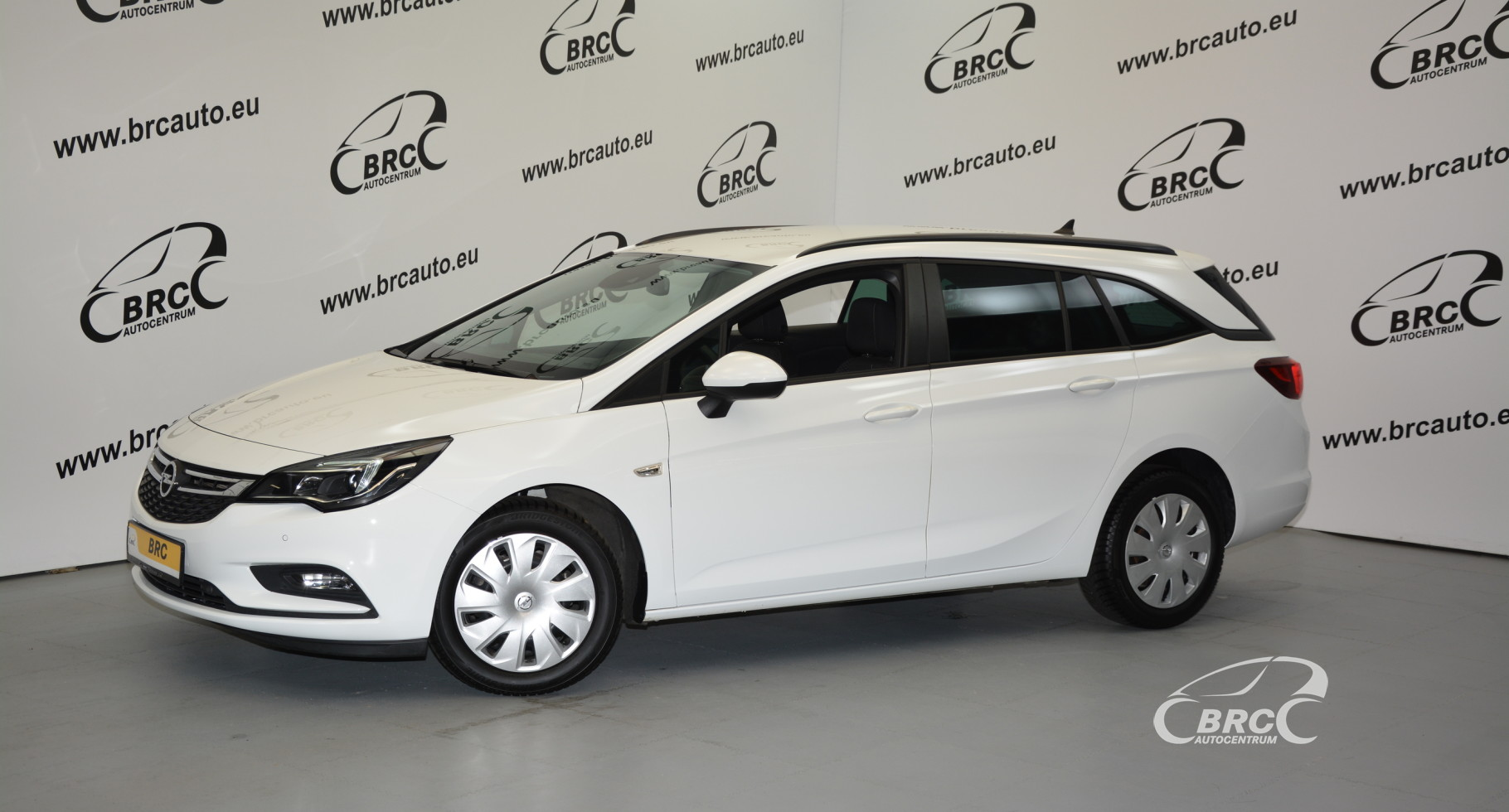 Opel Astra 1.6 CDTi Sports Tourer+