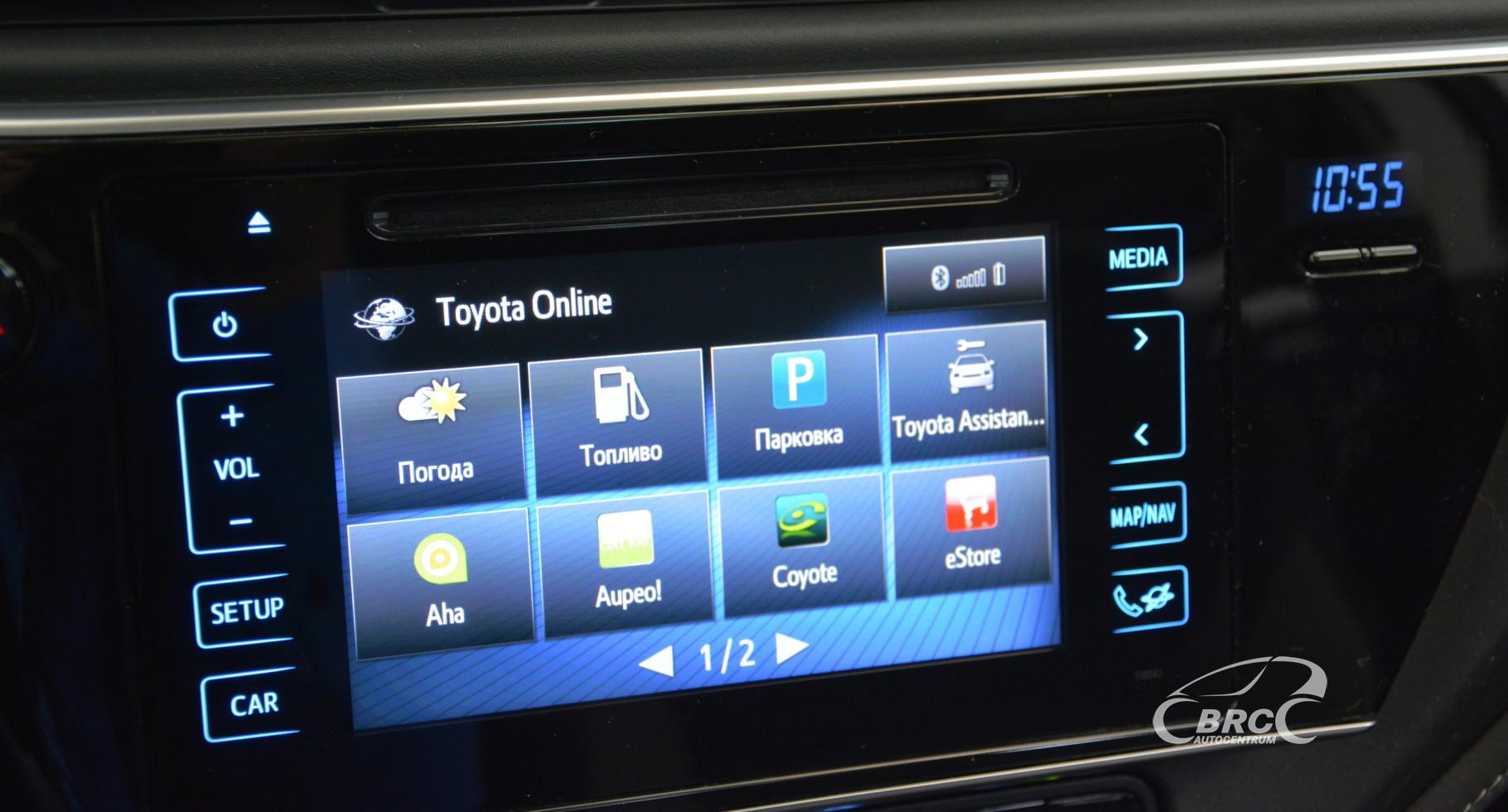 Toyota Auris 1.8 Hybrid Synergy Drive Edition S Automatas