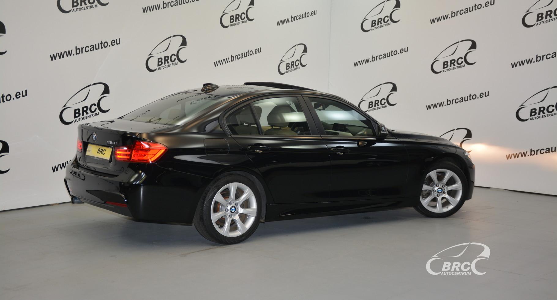 BMW 320 i Automatas