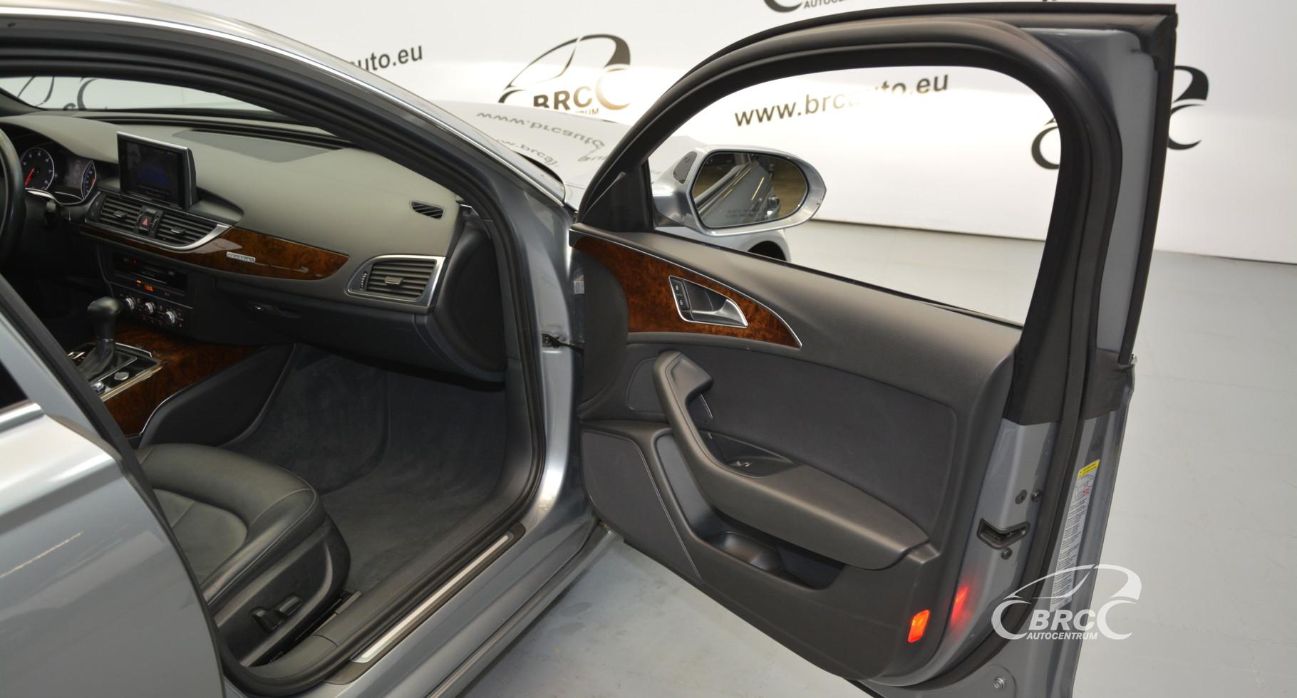 Audi A6 Quattro Automatas