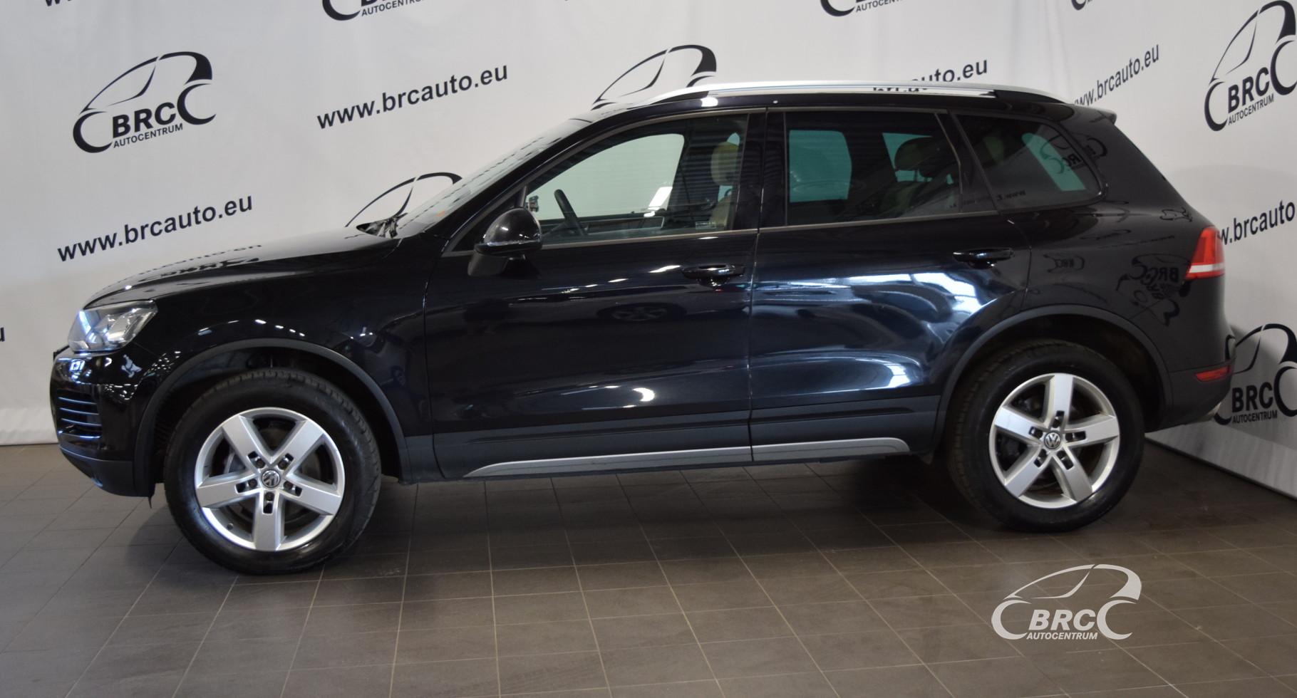 Volkswagen Touareg Exclusive V6 TDi