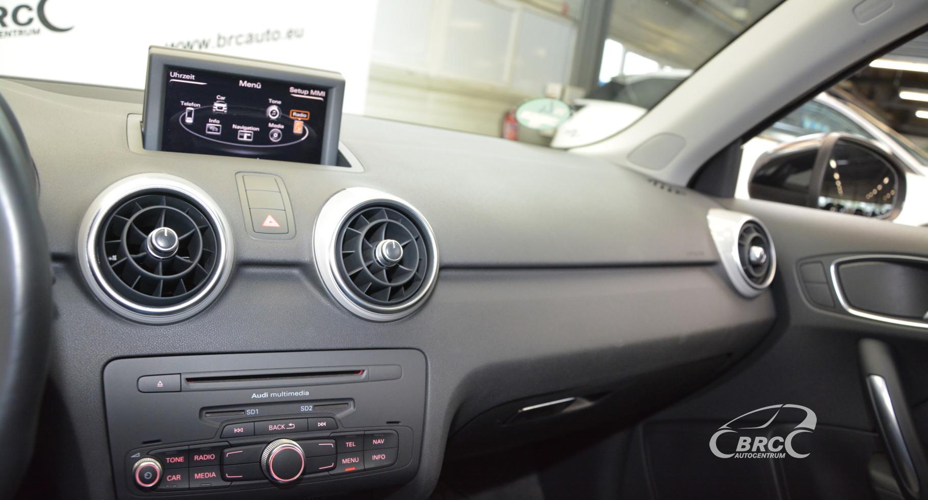 Audi A1 1.6 TDI Automatas