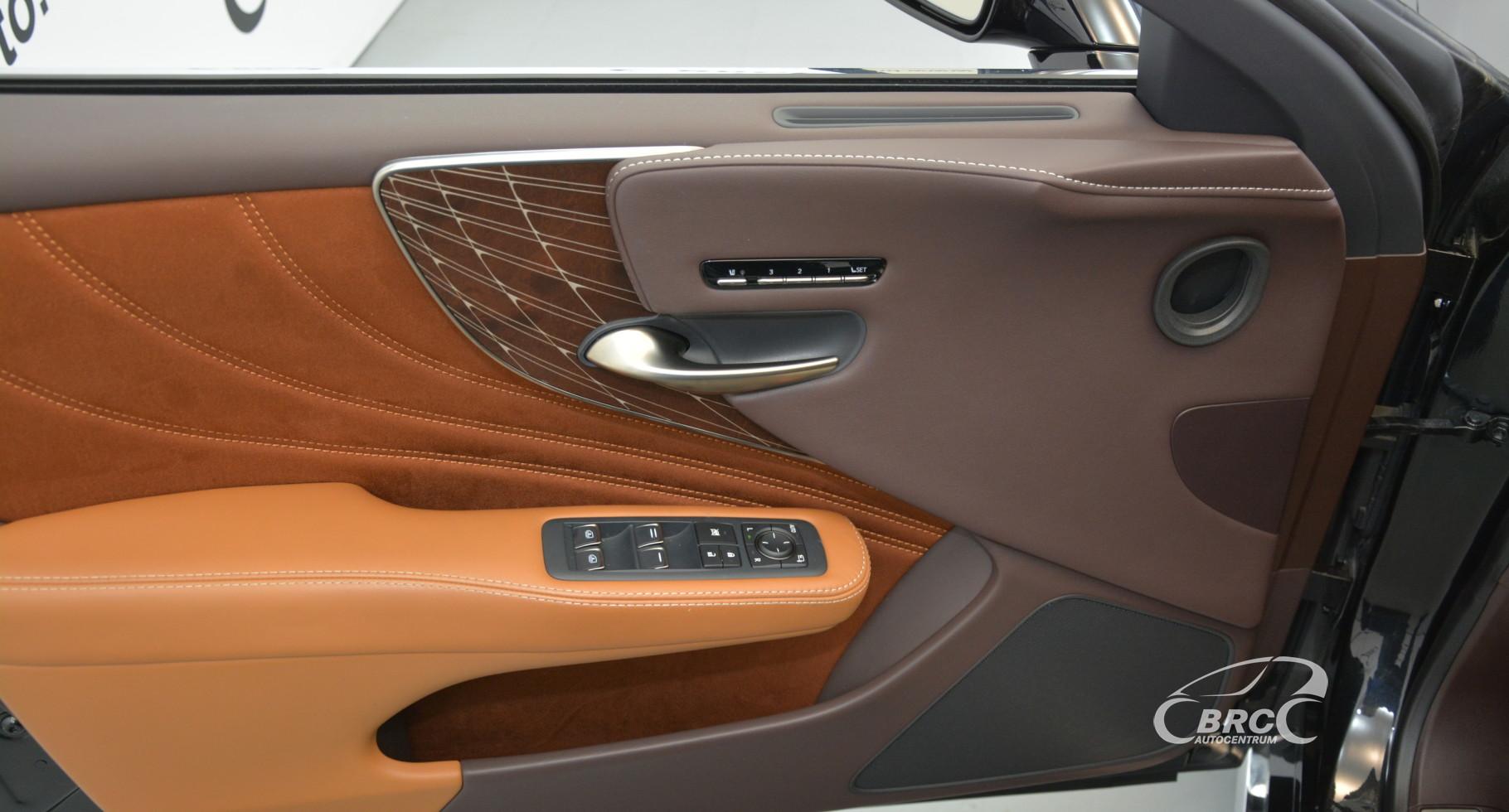Lexus LS 500 Hybrid Luxury AWD Automatas