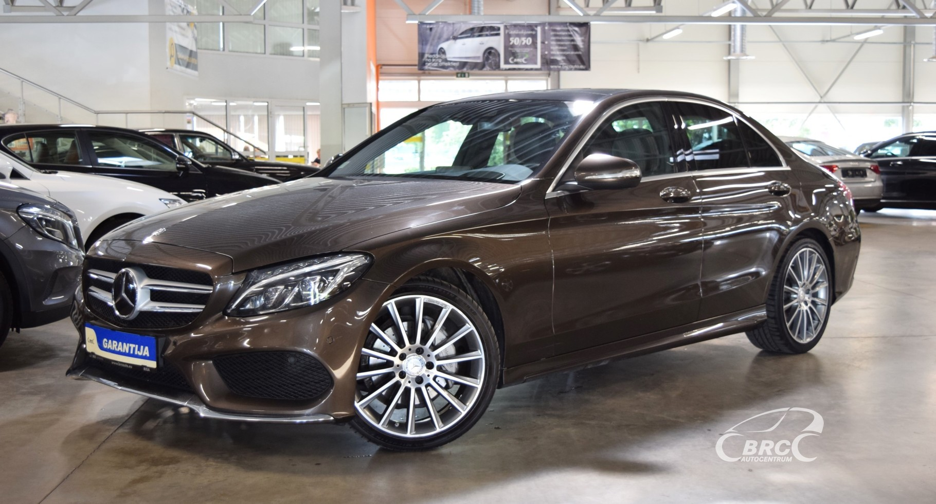 Mercedes-Benz C 220 Bluetec AMG Design
