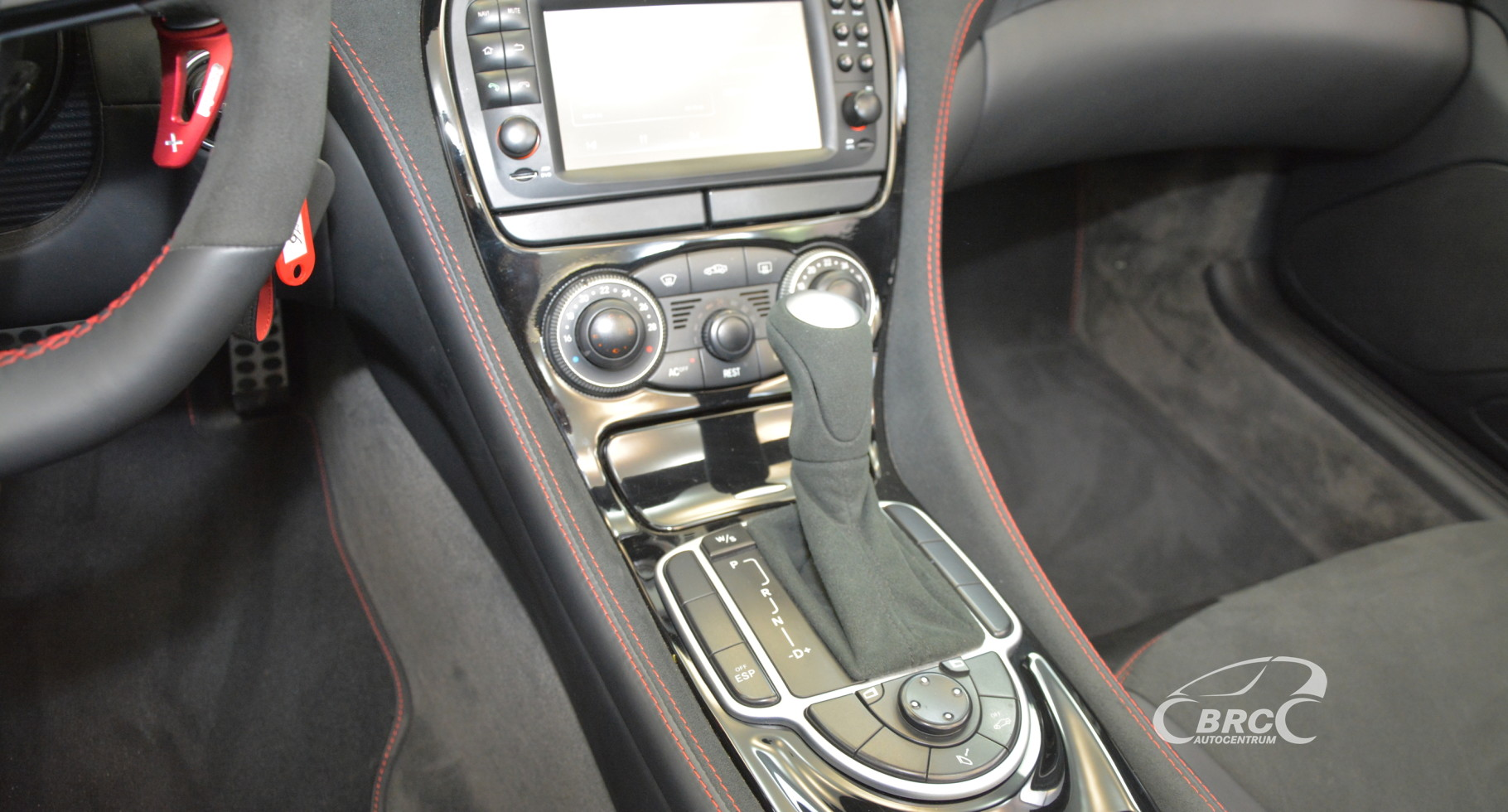 Mercedes-Benz SL 350 AMG Body Kit Automatas
