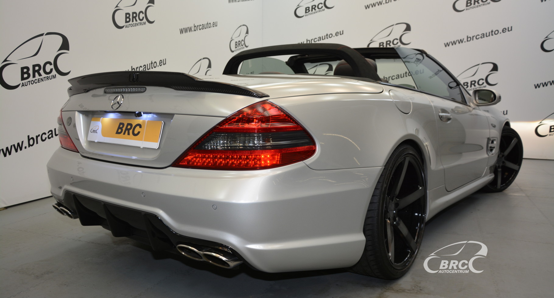Mercedes-Benz SL 350 AMG Body Kit Automatas