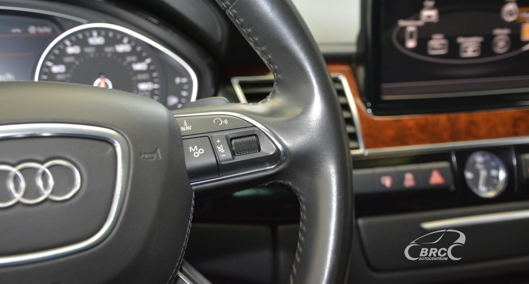 Audi A8 L 4.2 Quattro Automatas