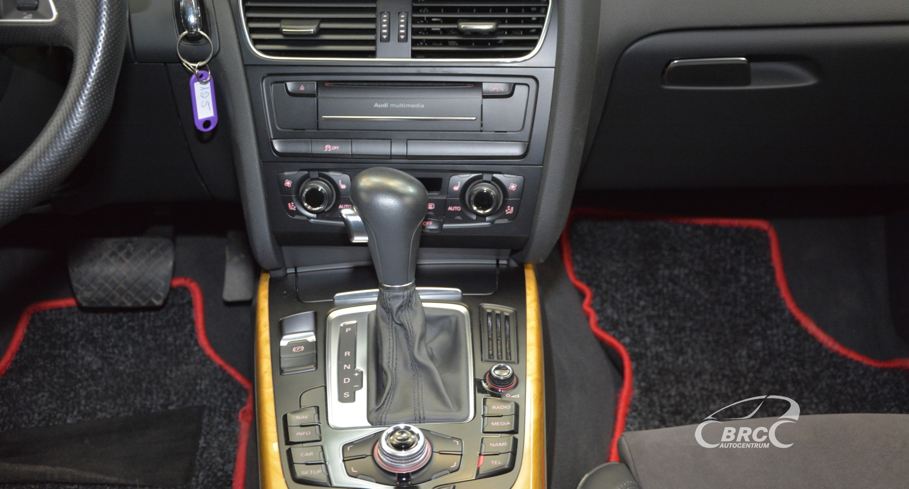 Audi A5 Sportback 2.7 TDI Automatas