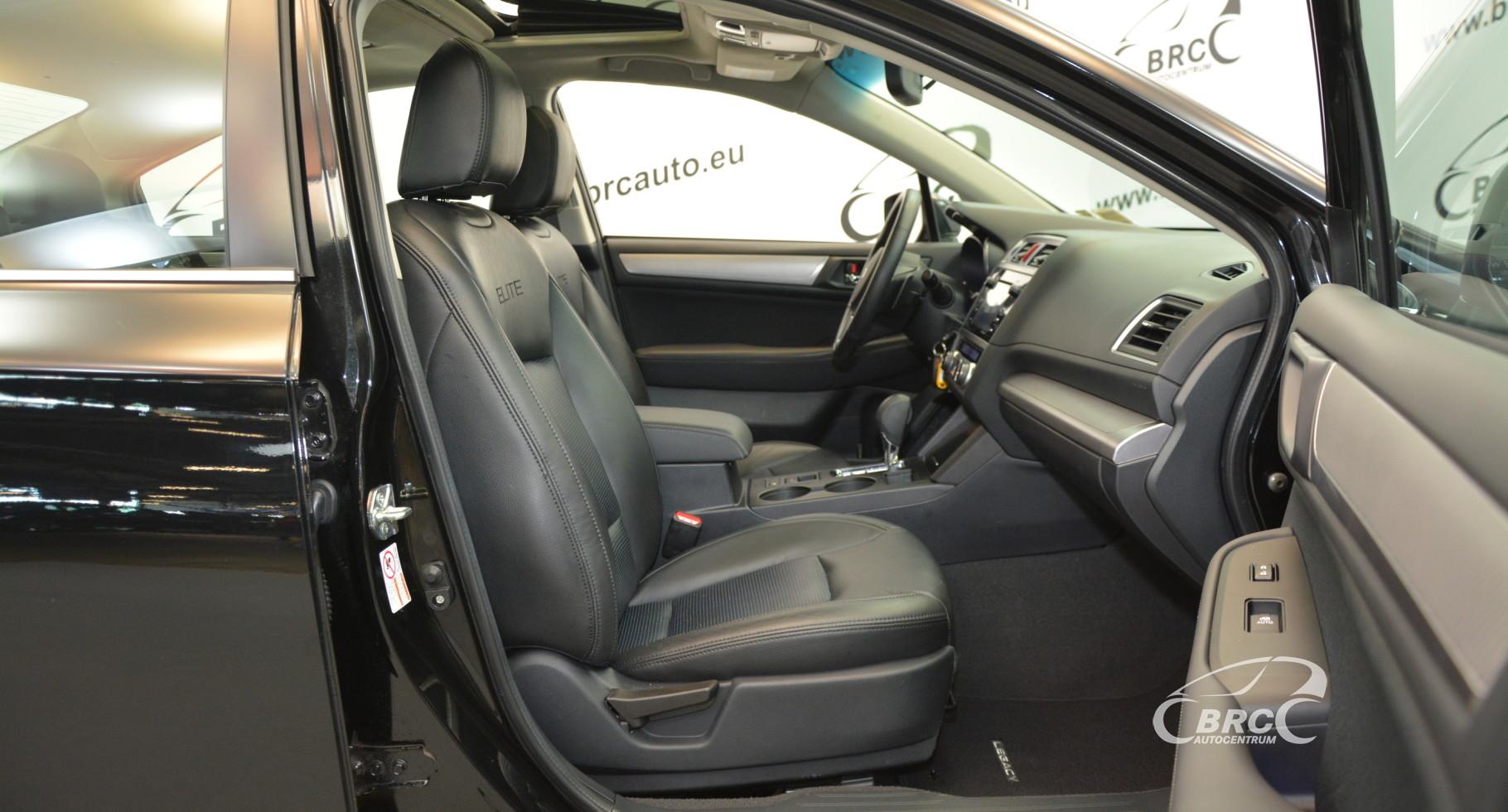 Subaru Legacy 2.5 AWD Elite Automatas
