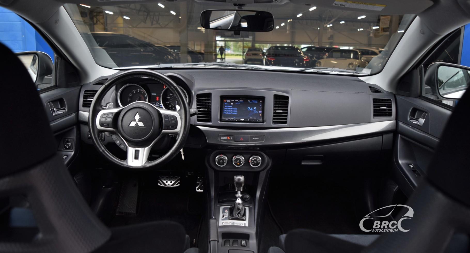 Mitsubishi Lancer Evolution X MR A/T