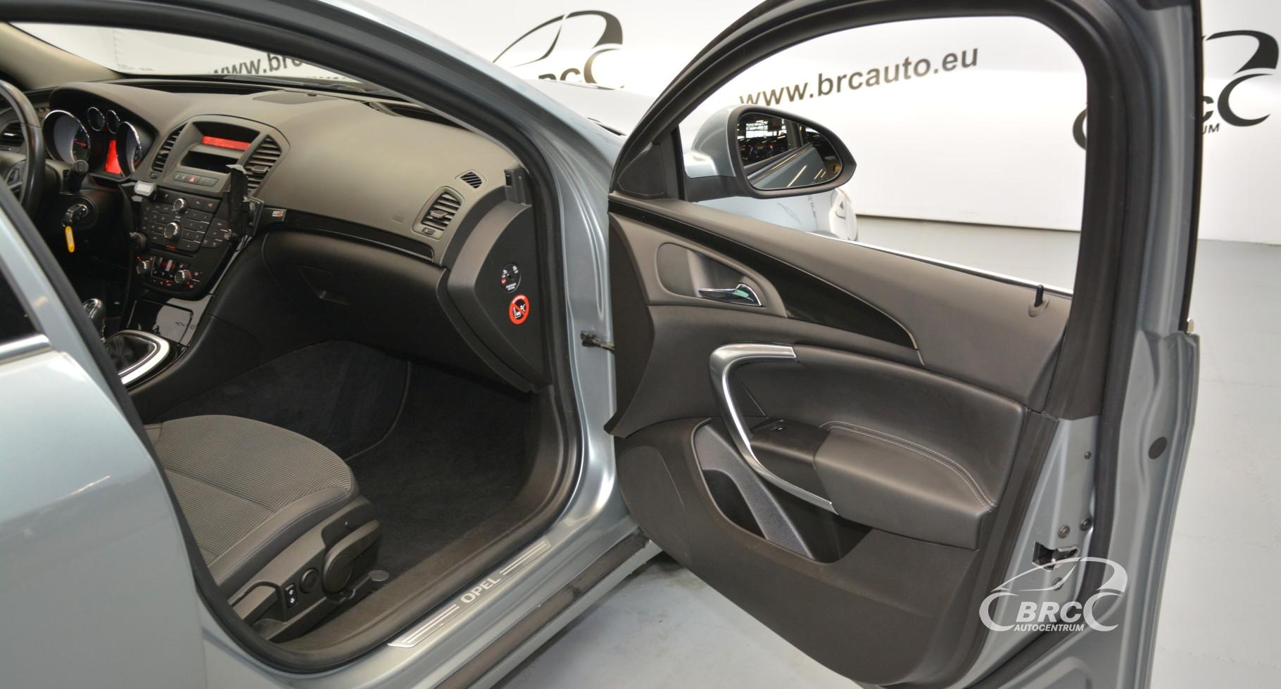 Opel Insignia 2.0 CDTI ST EcoFlex