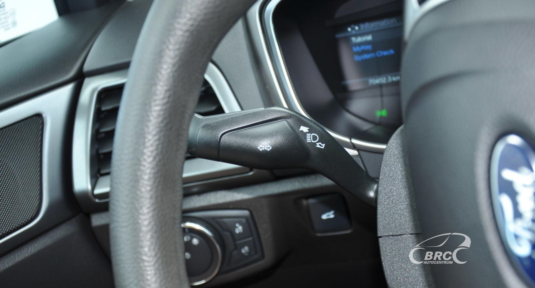 Ford Fusion 2.0i Hybrid Automatas