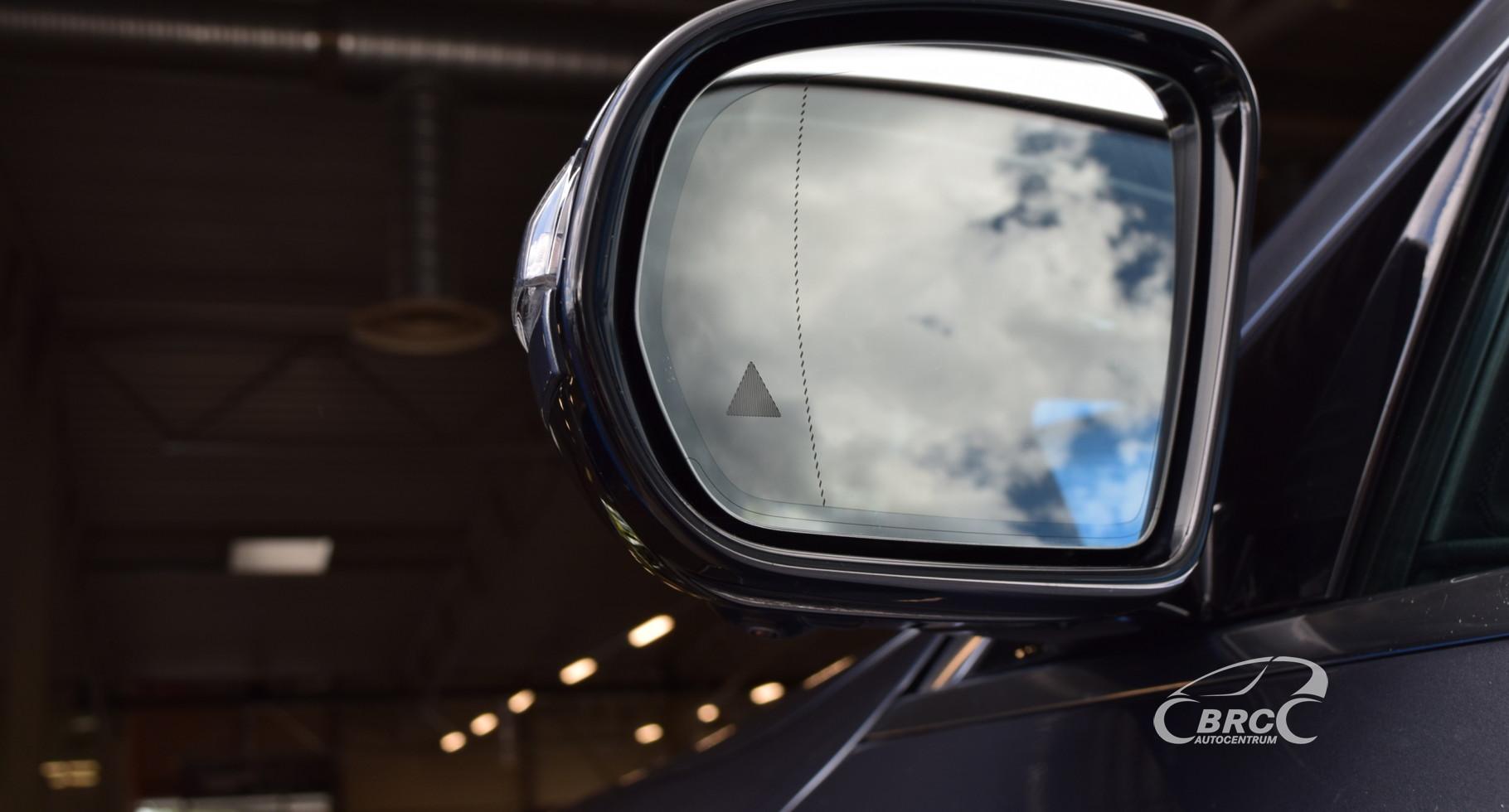 Mercedes-Benz E 220 D AMG Design