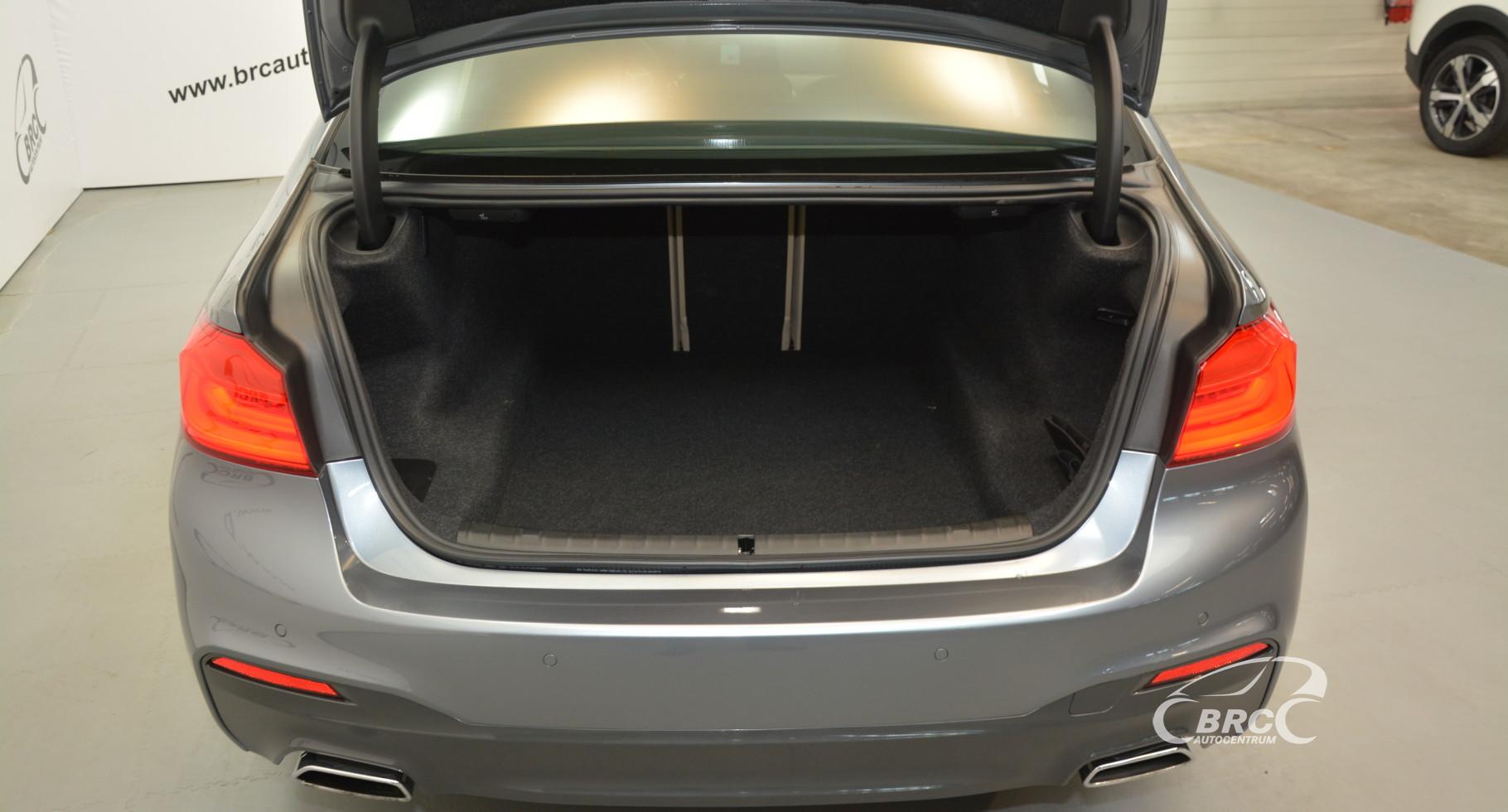 BMW 540 i M-Sportpaket Automatas