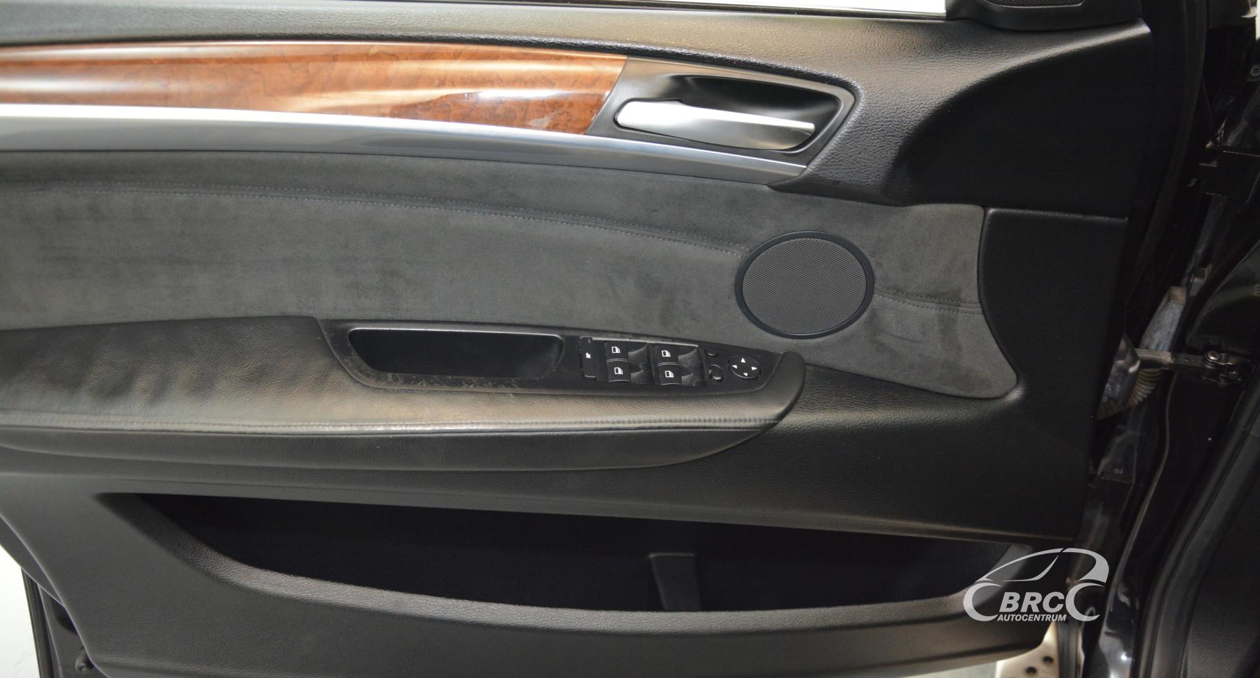 BMW X6 3.0d xDrive Automatas