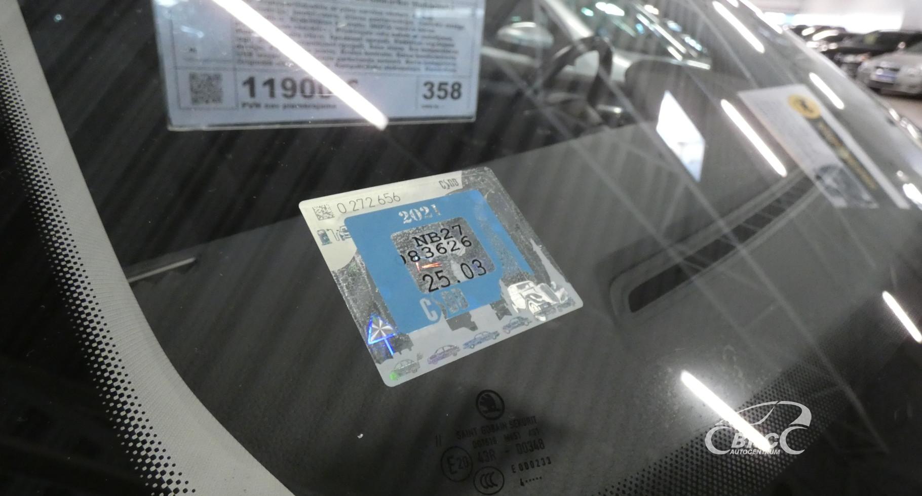 Skoda Octavia Combi M/T