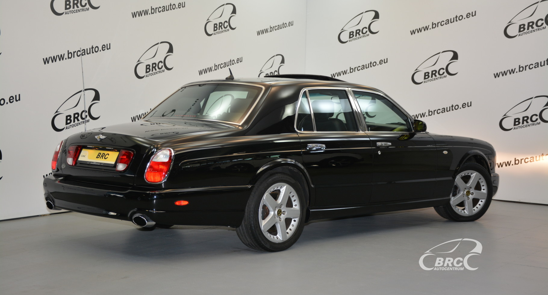 Bentley Arnage 6.8 T Automatas