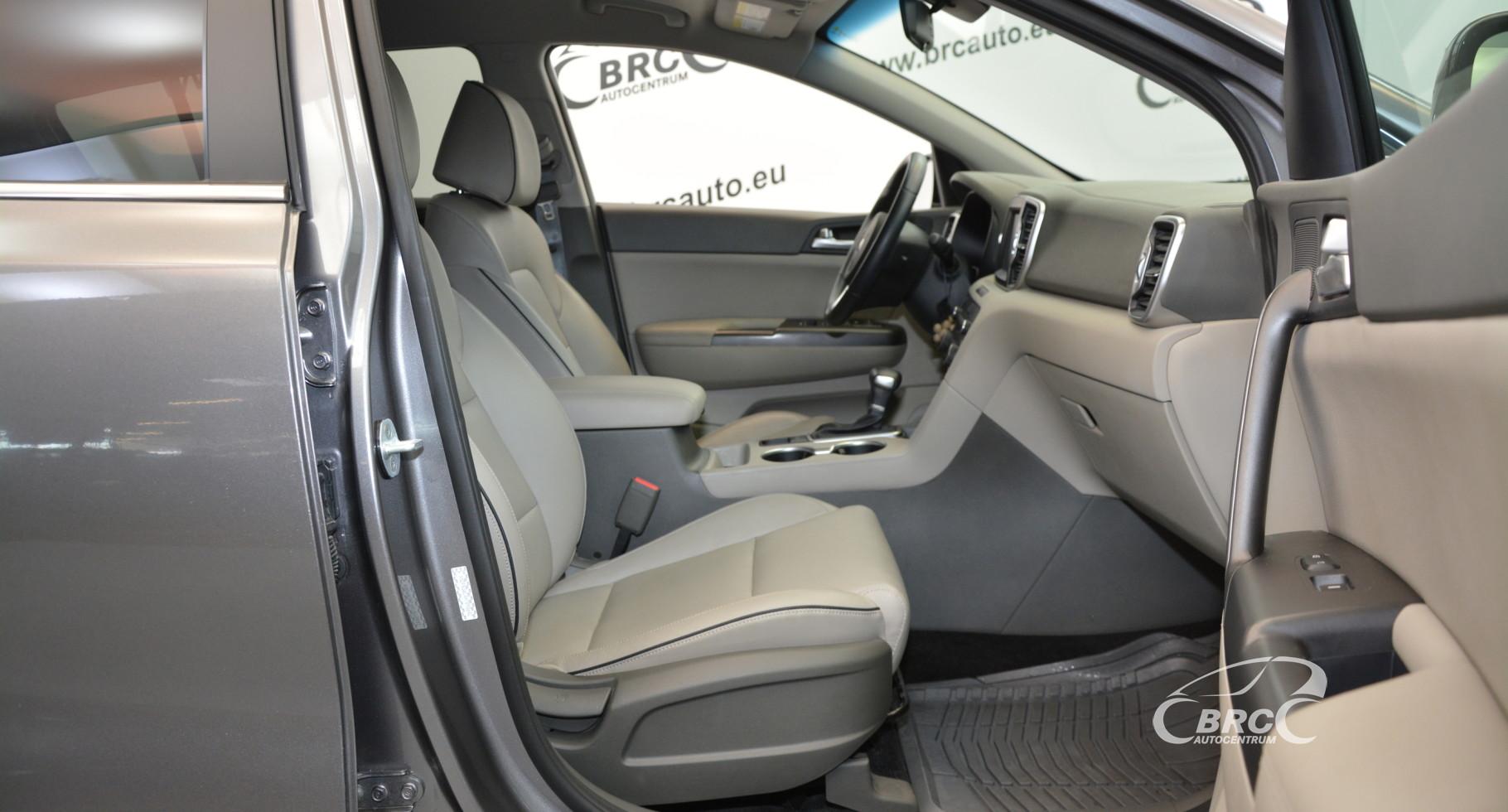 Kia Sportage 2.4i EX 2WD Automatas