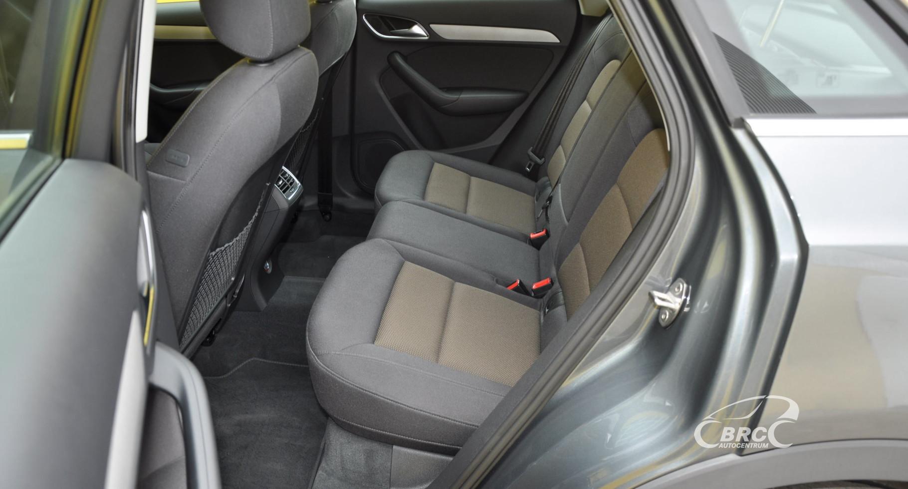 Audi Q3 2.0 TFSI Quattro Automatas