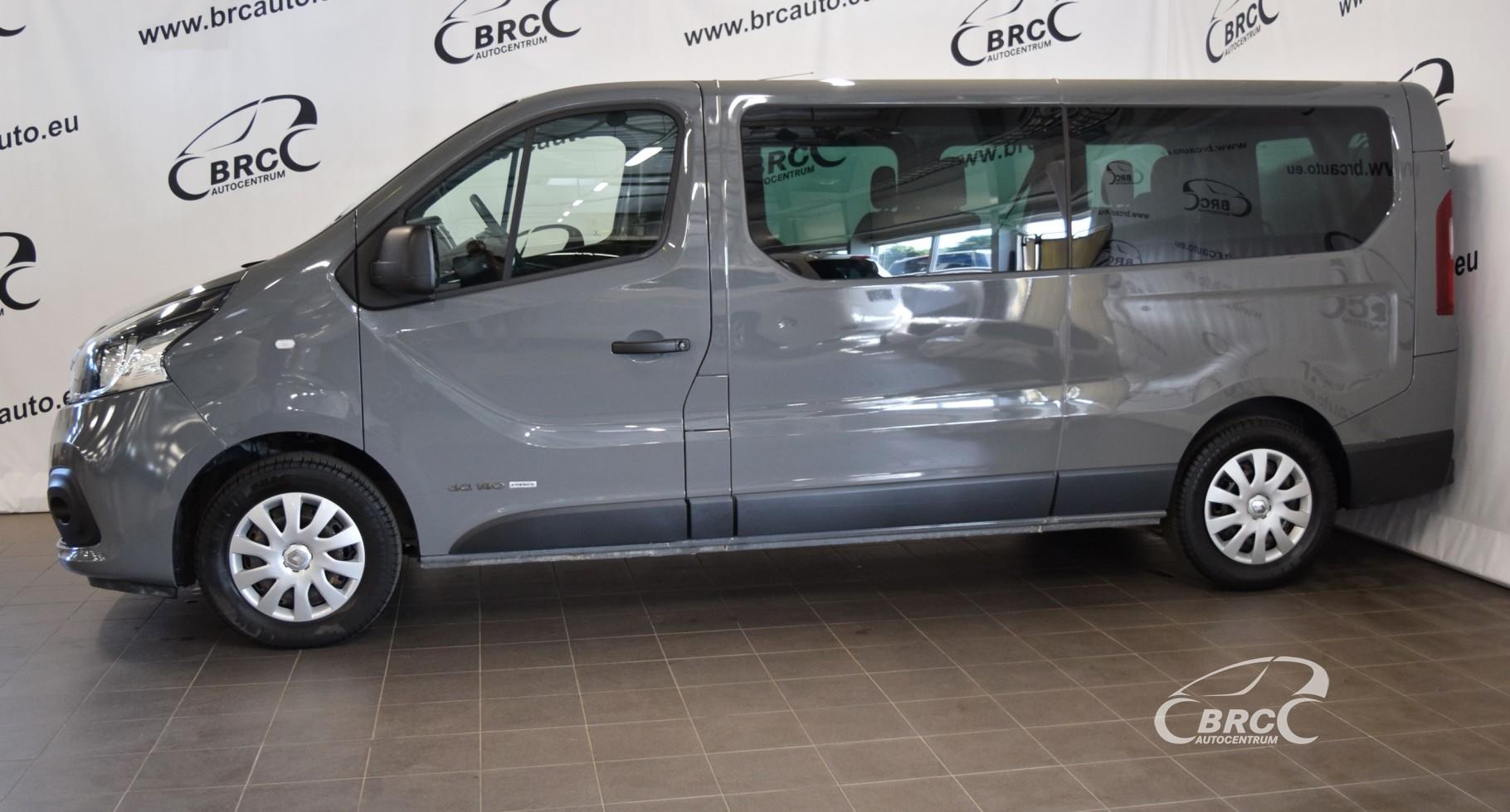 Renault Trafic dCi 140 Energy