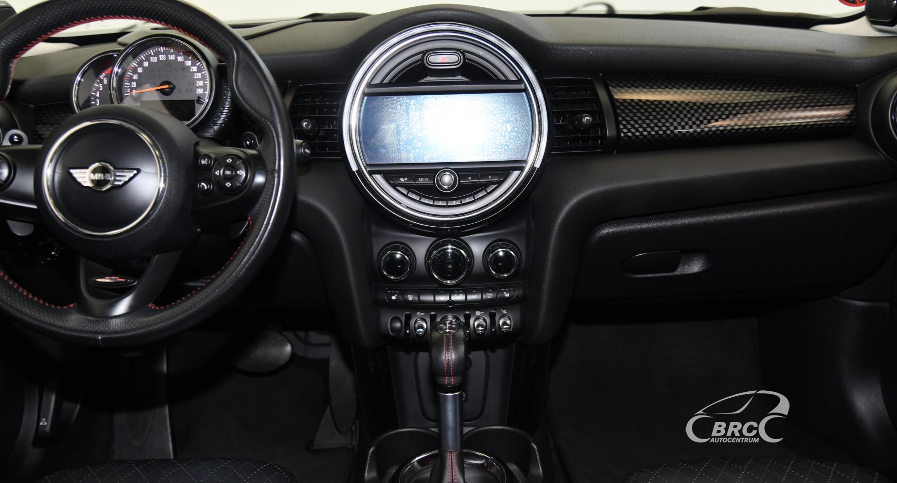 Mini Cooper S Automatas