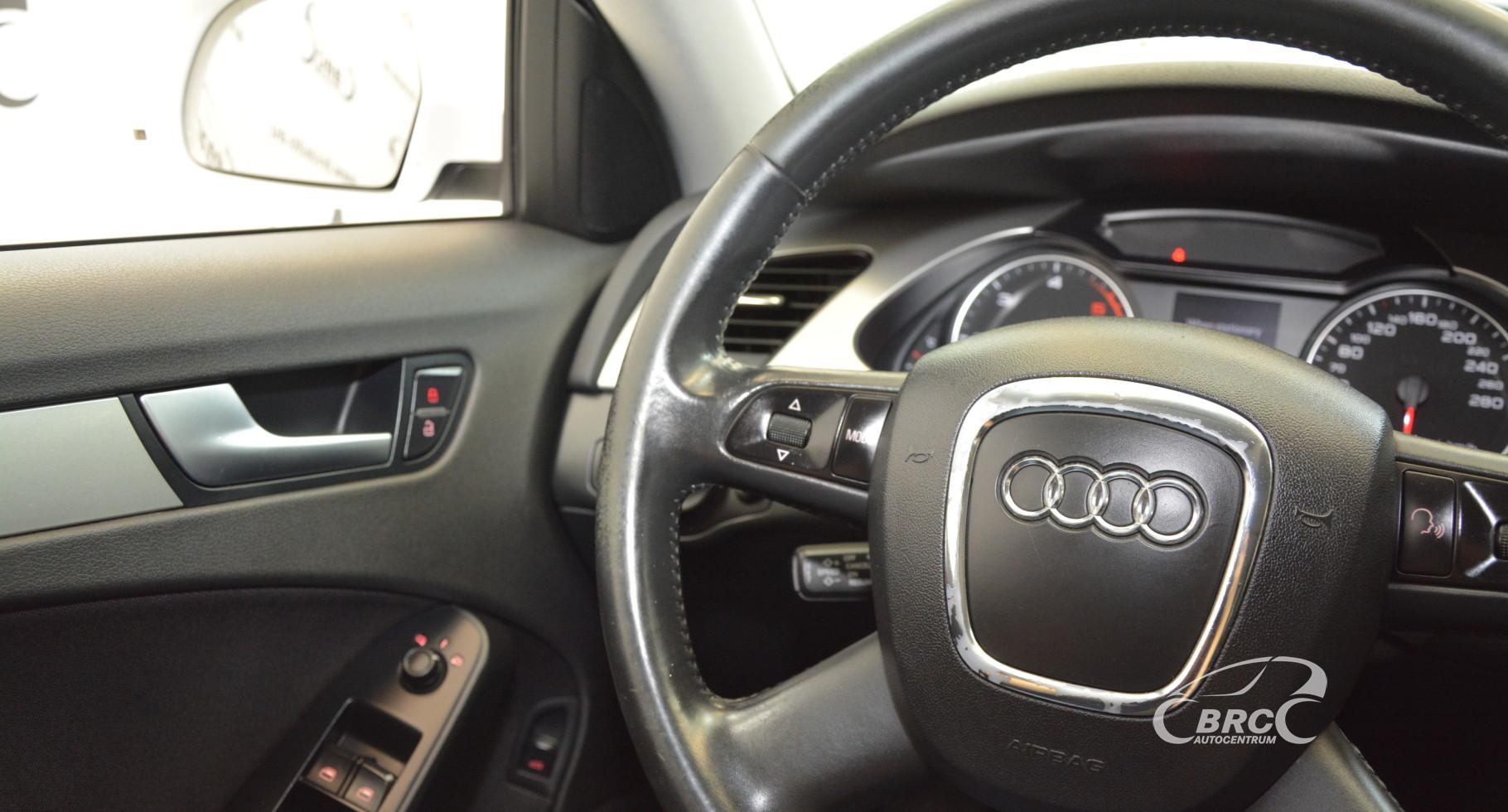Audi A4 2.0TDI Automatas