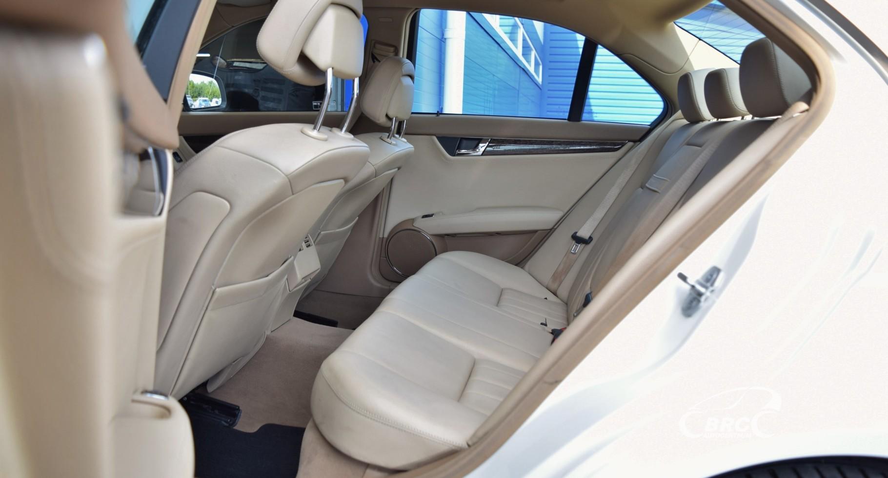 Mercedes-Benz C 200 Elegance Kompressor