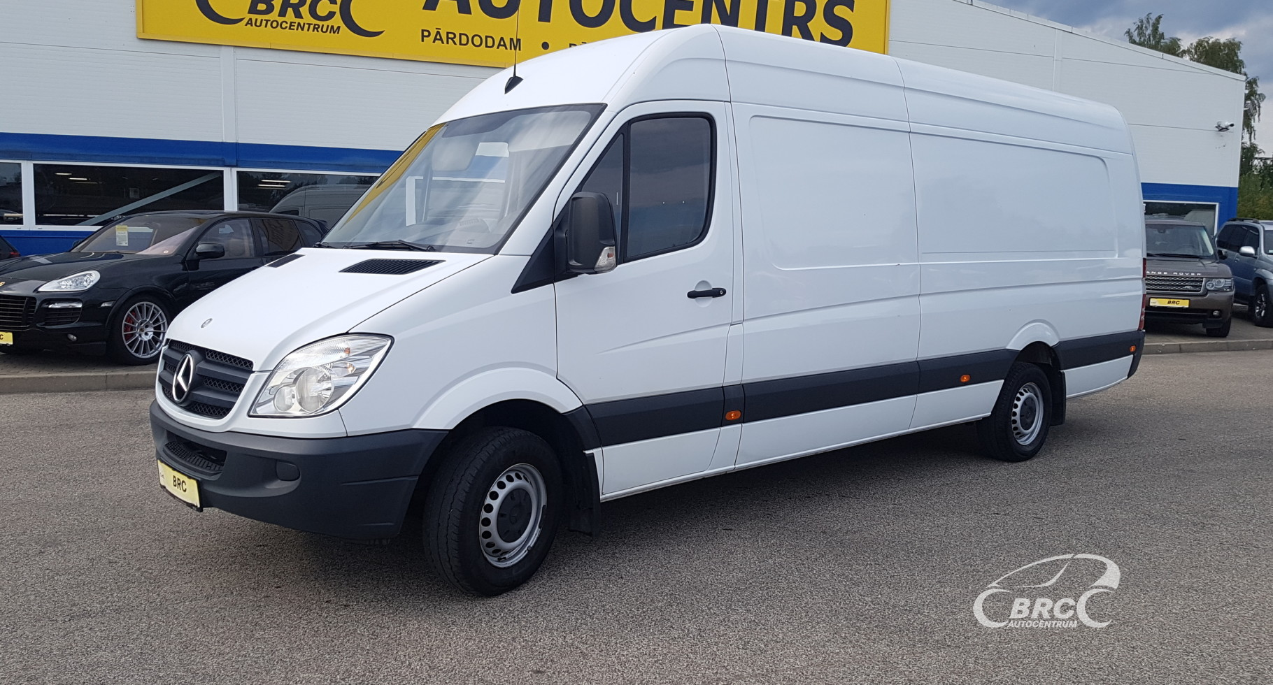 Mercedes-Benz Sprinter Maxi XL, L4H2