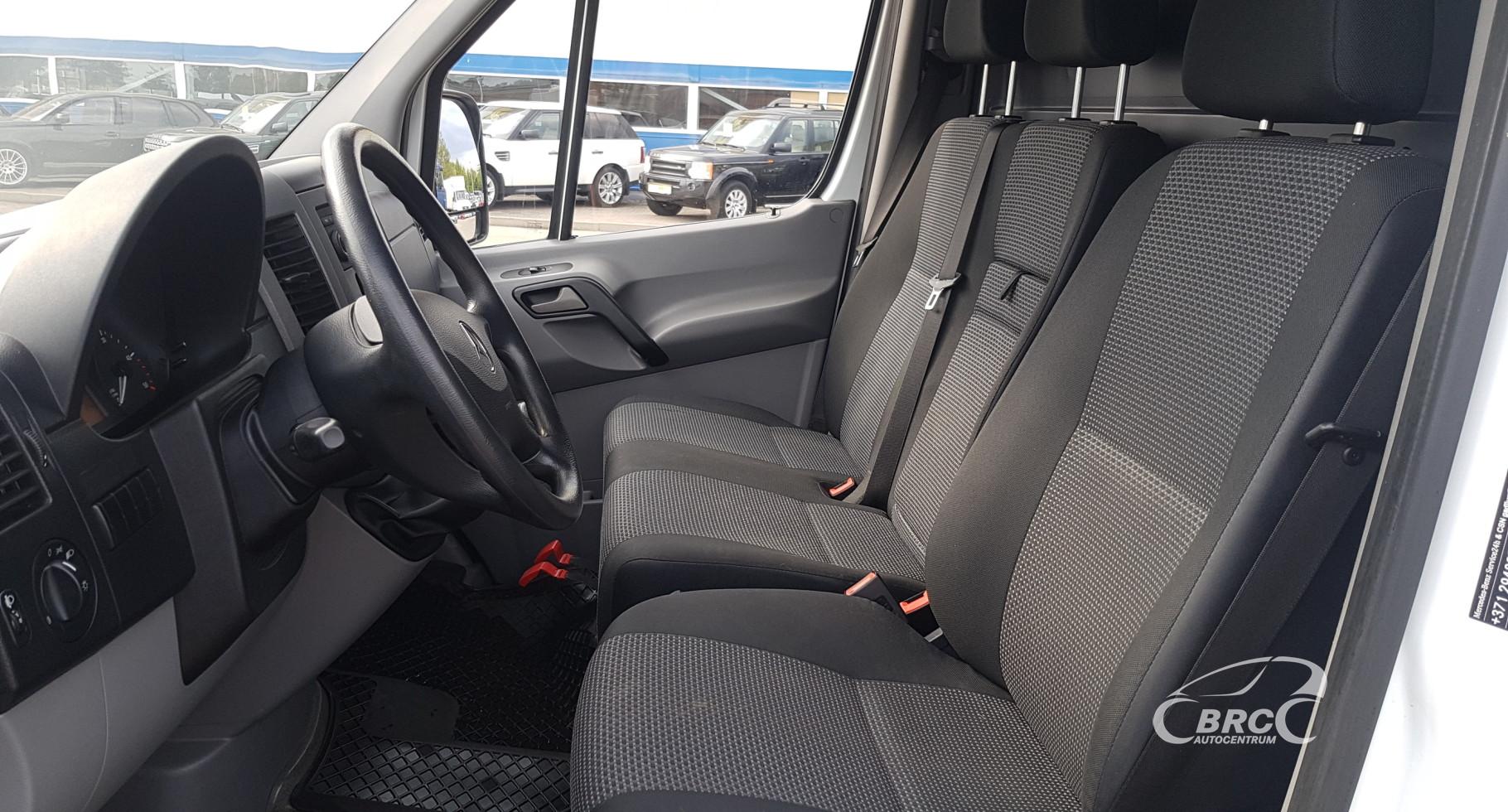 Mercedes-Benz Sprinter Maxi XL, L4H2