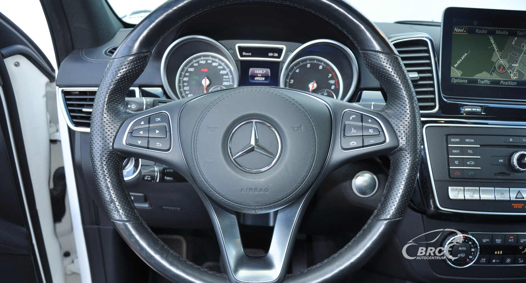 Mercedes-Benz GLS 550 4Matic Automatas
